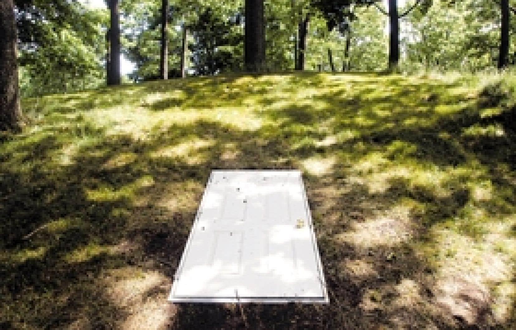 Une vue de la «porte» de Catherine Bolduc