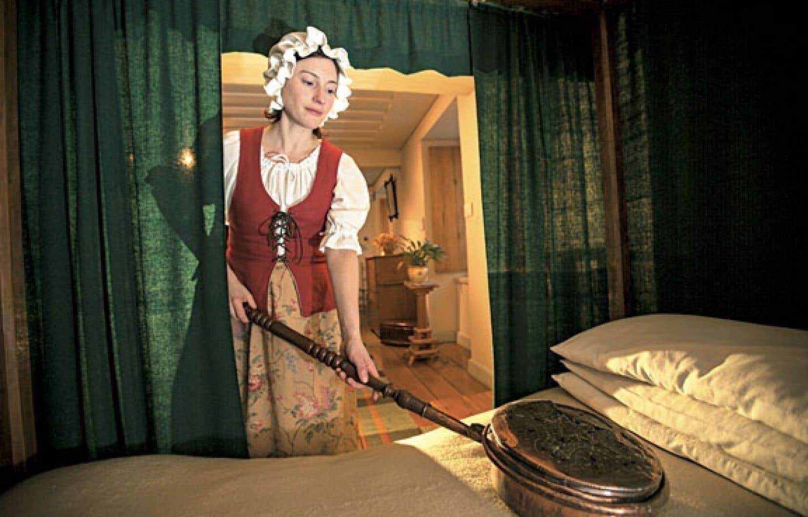 Des ragots ont longtemps été colportés au sujet des Filles du Roy, auxquelles une exposition est consacrée à la Maison Saint-Gabriel, à Montréal.