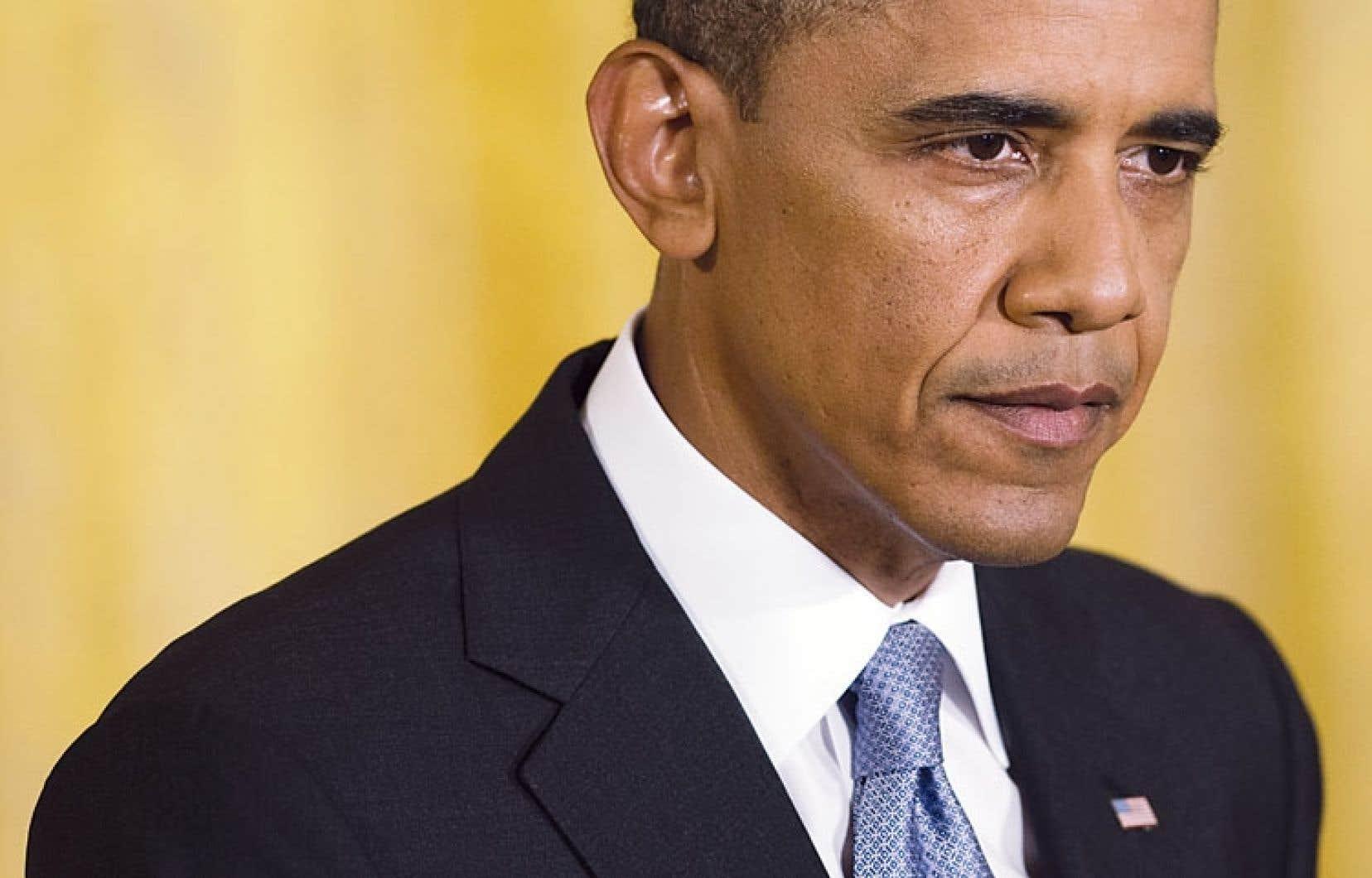 Barack Obama a dit vendredi comprendre «les inquiétudes de ceux qui craignent qu'il puisse y avoir des abus».