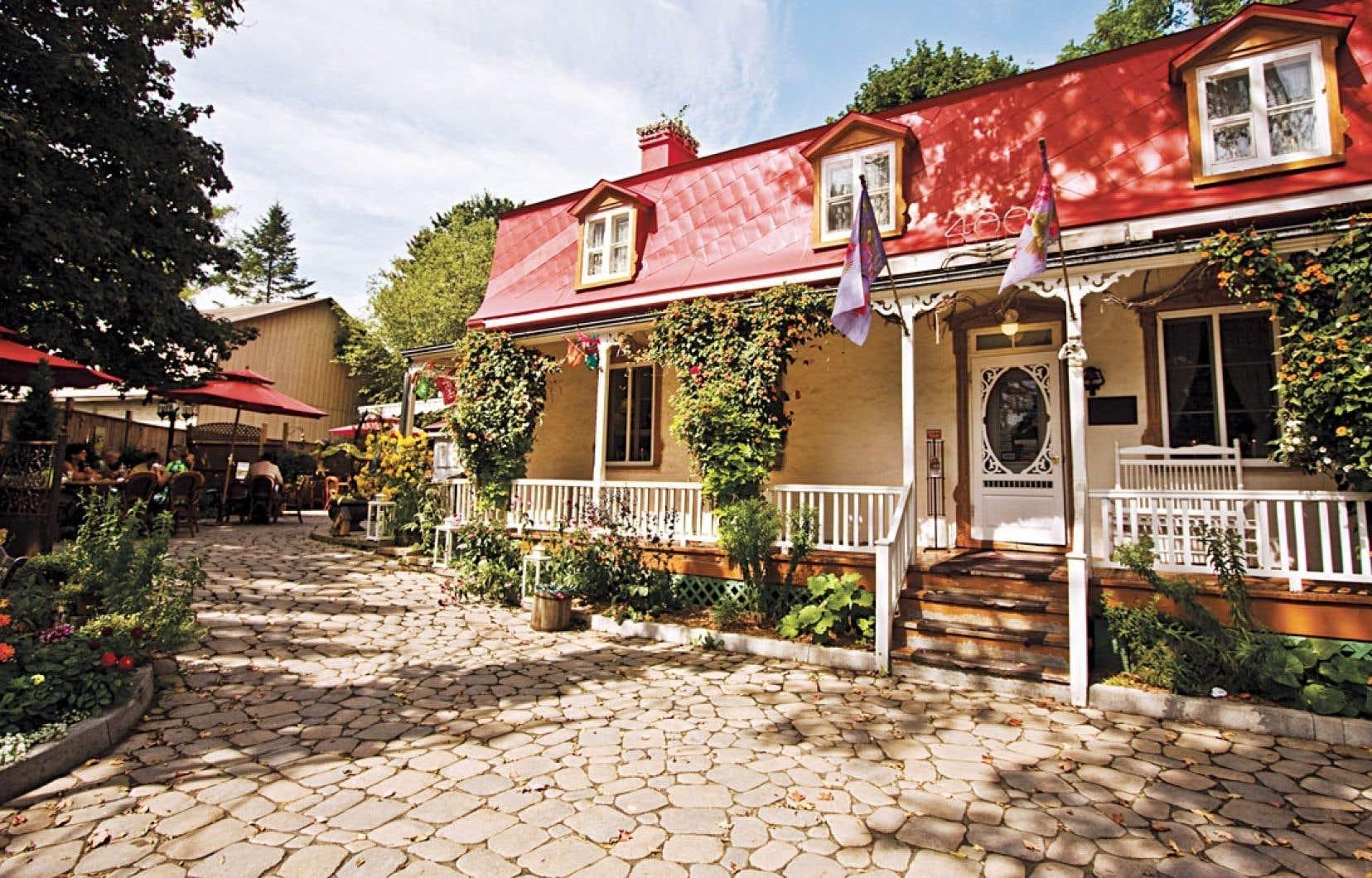 C'est dans une maison tricentenaire au cœur du quartier historique Le Trait-Carré, à Charlesbourg, qu'est installée l'une des fudgeries des Martin-Thivierge.