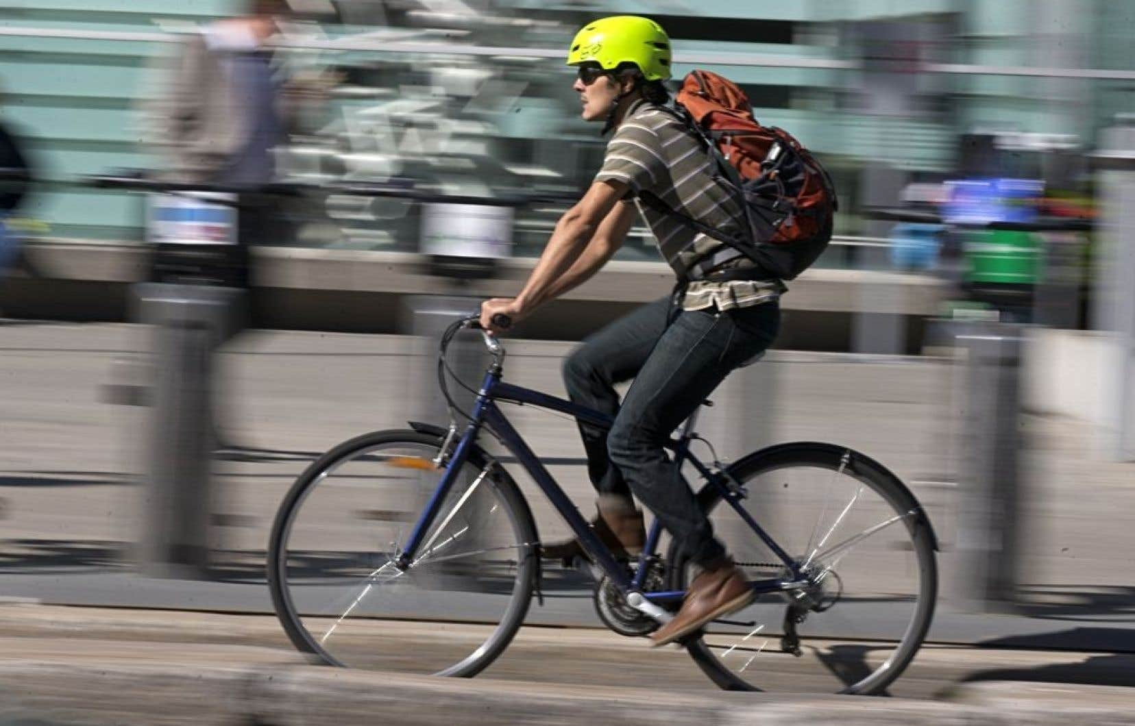Le vol de vélos semble bel et bien un fléau à Montréal.