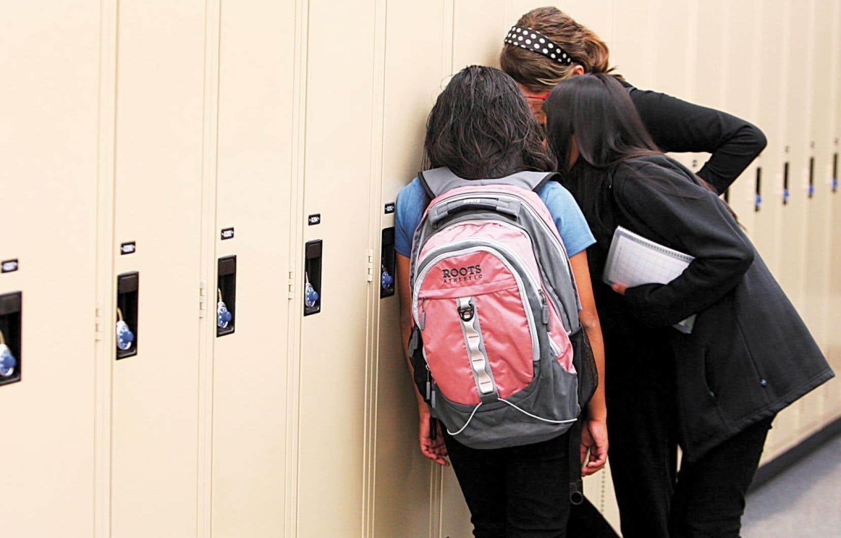 Dans l'enquête sur les réalités vécues par les élèves des écoles secondaires privées, le volet axé sur les attentes des élèves révèle que seulement 44,6 % d'entre eux se déclarent motivés dans leurs études, alors que 77,1 % ont donné cette réponse dans un sondage identique réalisé en 2001.