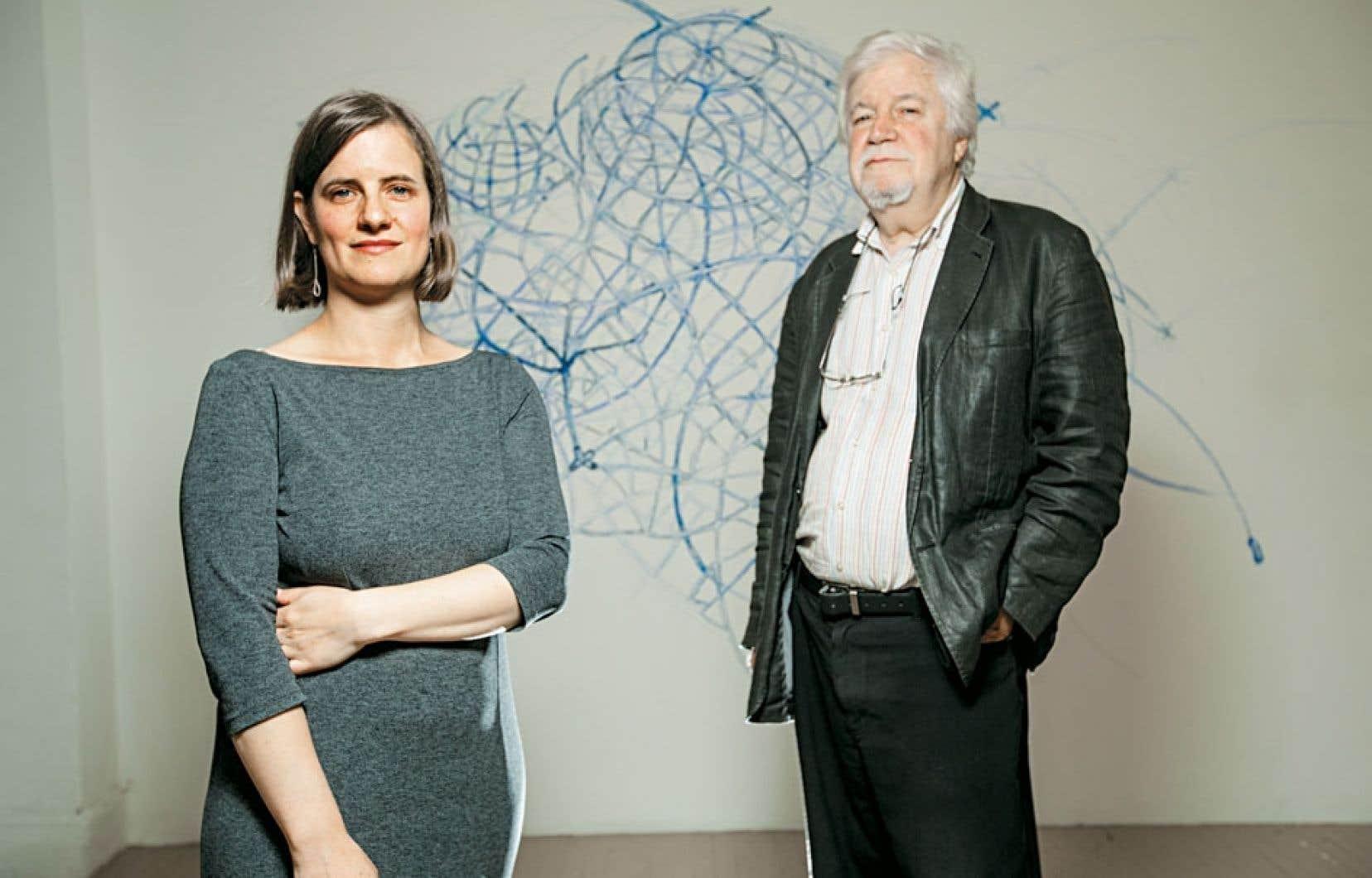 Geneviève Goyer-Ouimette, une touche-à-tout, prend le relais de Maurice Achard, spécialiste de l'art inuit et de l'art public, en poste depuis un quart de siècle.