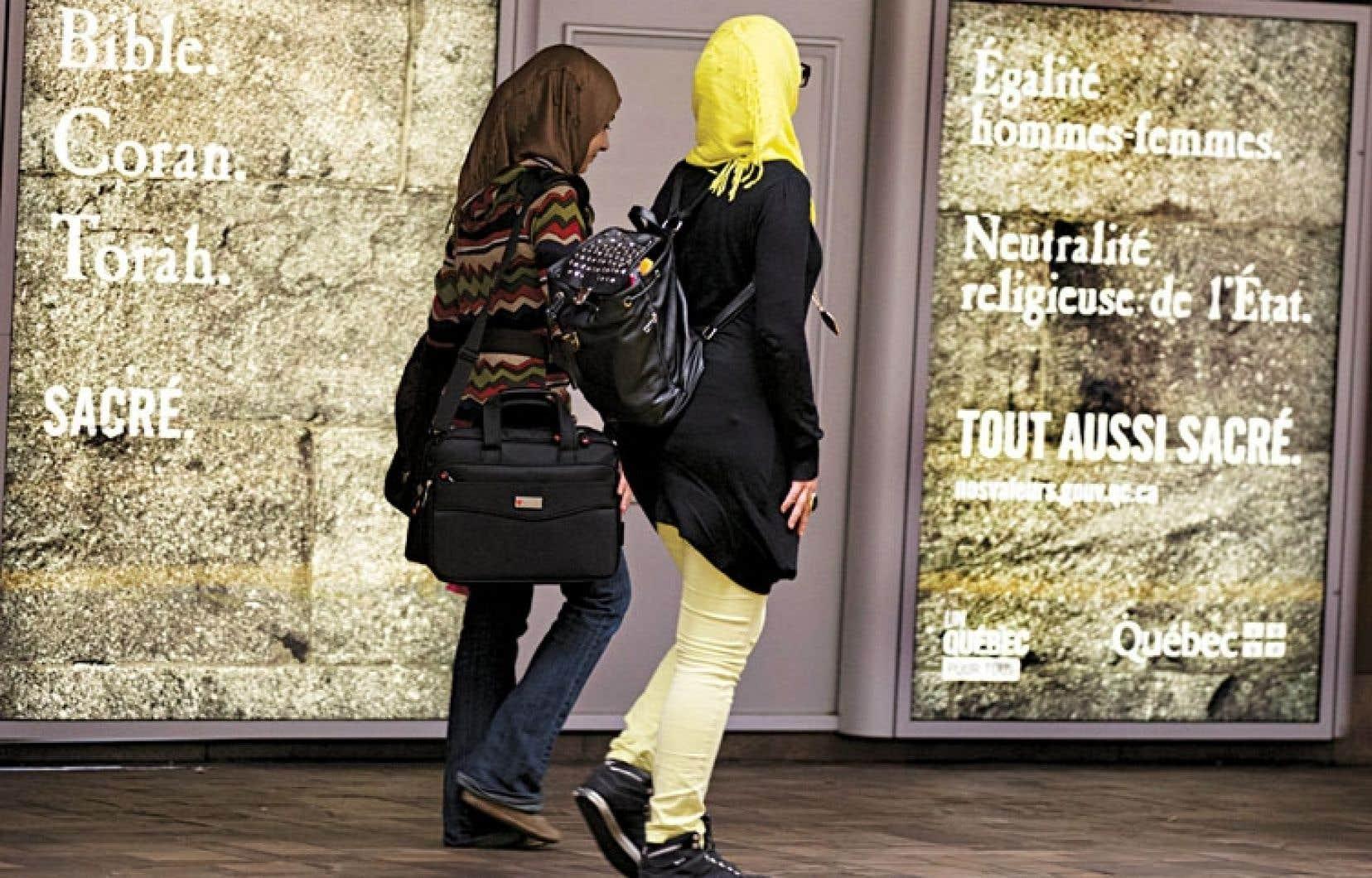 Le projet de la Charte des valeurs québécoises continue de susciter la controverse.