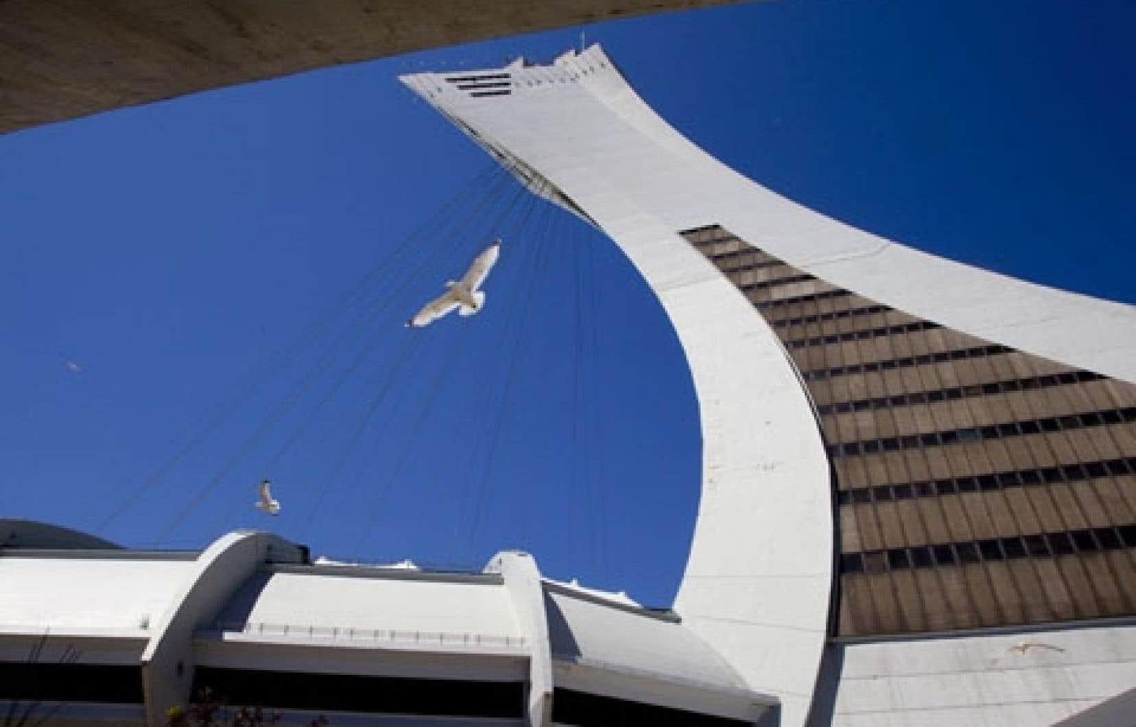 Depuis 2012, le parc Olympique profite d'un élan de revitalisation de son esplanade, qui se déploie à l'ouest du stade.