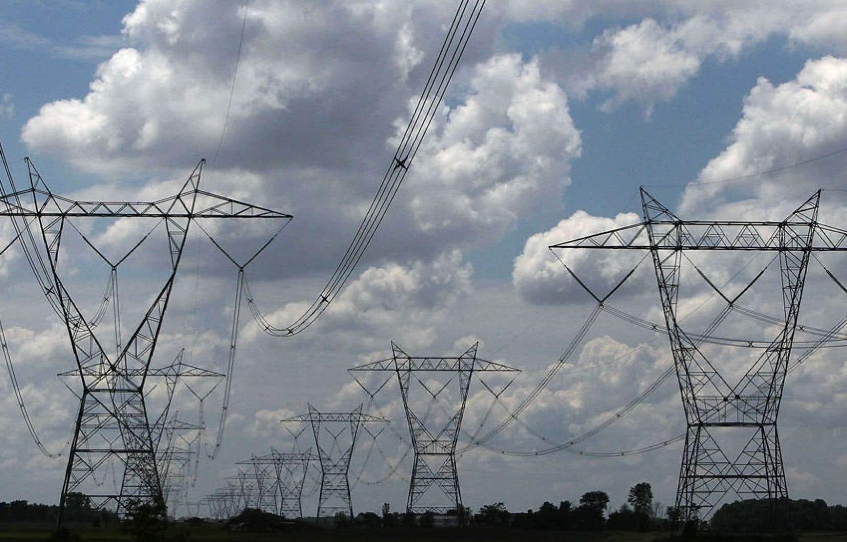 Le gouvernement ne pouvait ignorer l'«atout de taille» de disposer d'électricité «en grande quantité» afin de «stimuler» la croissance économique, selon la première ministre.