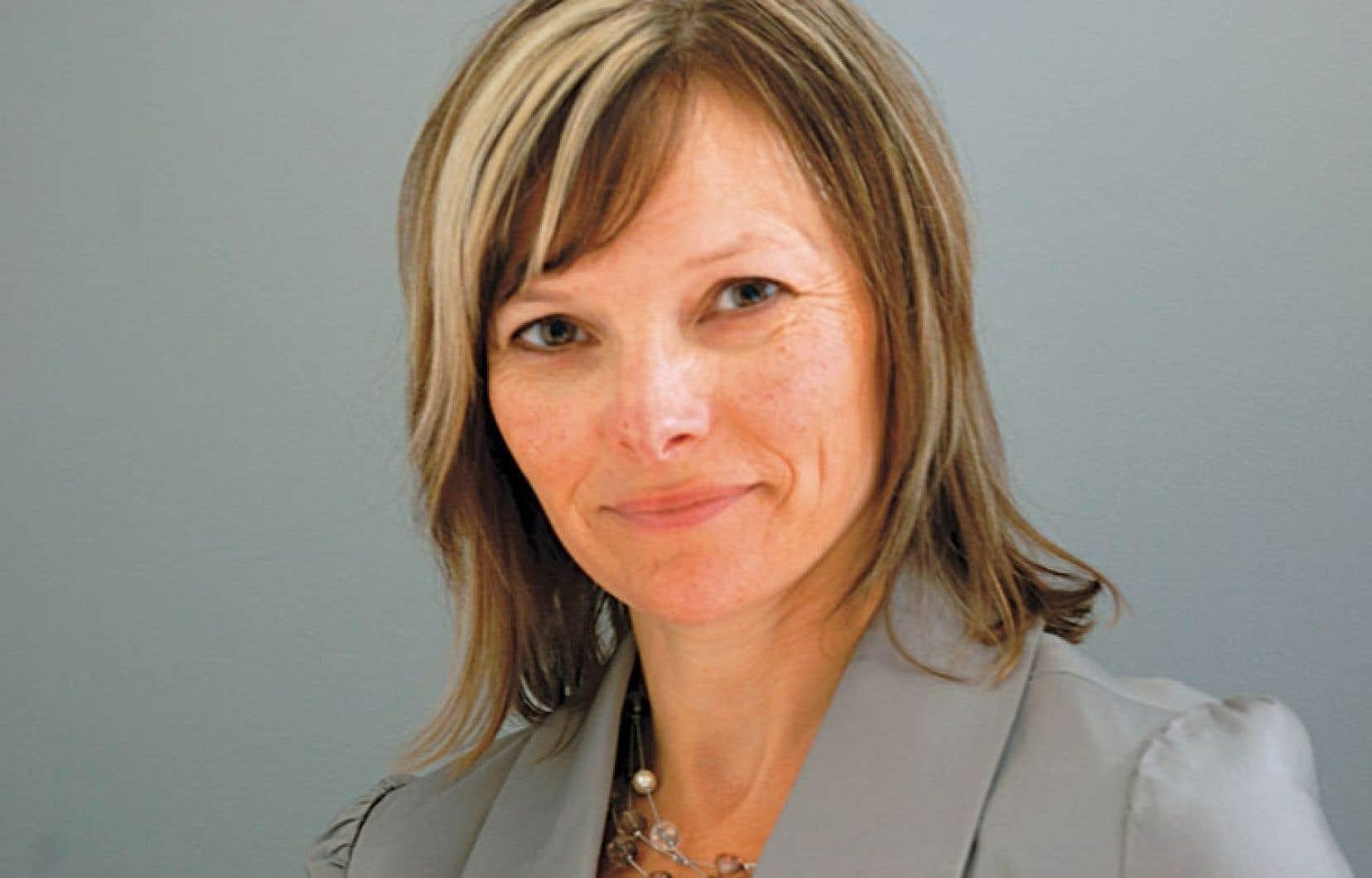 «Nous avons le devoir d'humaniser le rapport de la personne à son emploi», précise Josée Landry.
