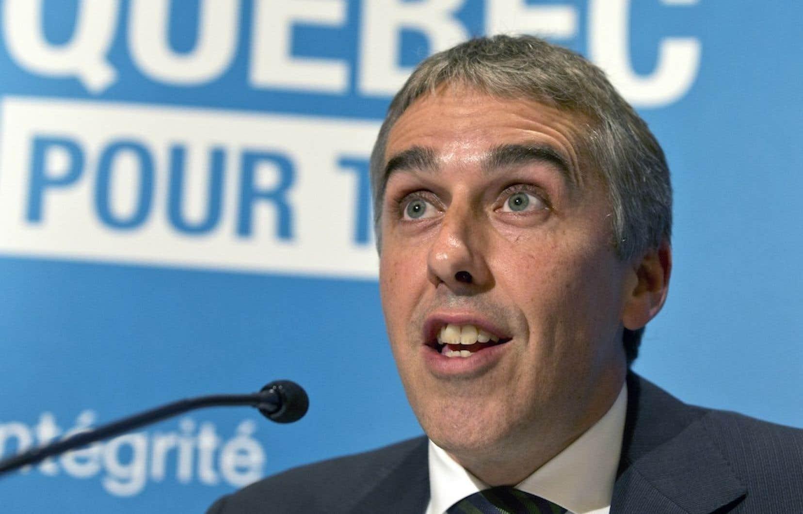 Le ministre des Finances, Nicolas Marceau, a estimé, vendredi, à Montréal, qu'une «étape importante» venait d'être franchie pour diversifier et consolider l'accès du Québec au marché européen.