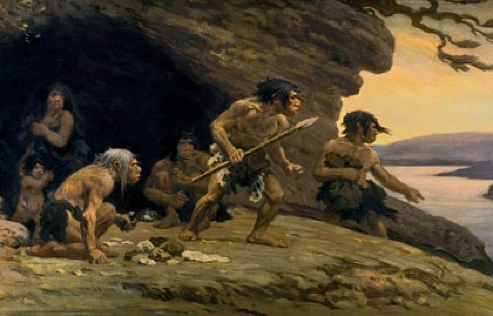 « Nous avons construit des images d'une préhistoire violente, en tension constante pour conserver ses territoires, pour garder le contrôle sur les femmes, sur le feu [...], constate Marylène Patou-Mathis. Mais la réalité archéologique peut soutenir bien des choses, mais certainement pas cette thèse. »