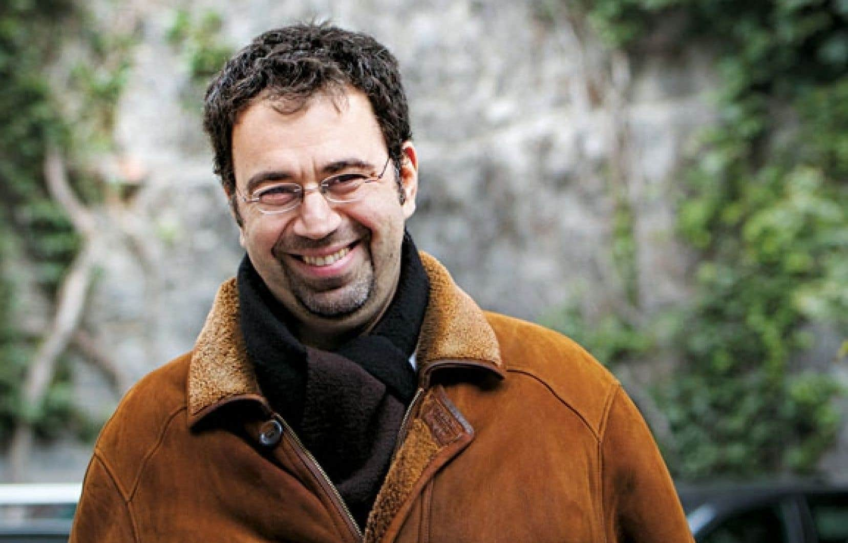 Daron Acemoglu, l'auteur de Why Nations Fail, the Origine of Power, Prosperity and Poverty