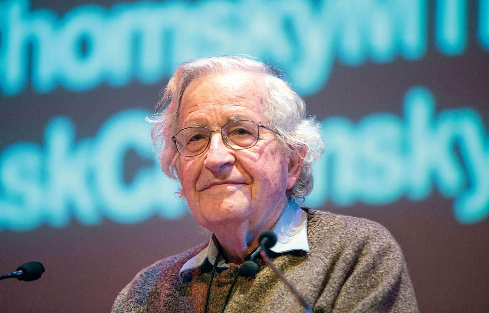 Noam Chomsky a fait remarquer que les États-Unis et son allié canadien sont désormais écartés des grandes discussions hémisphériques.