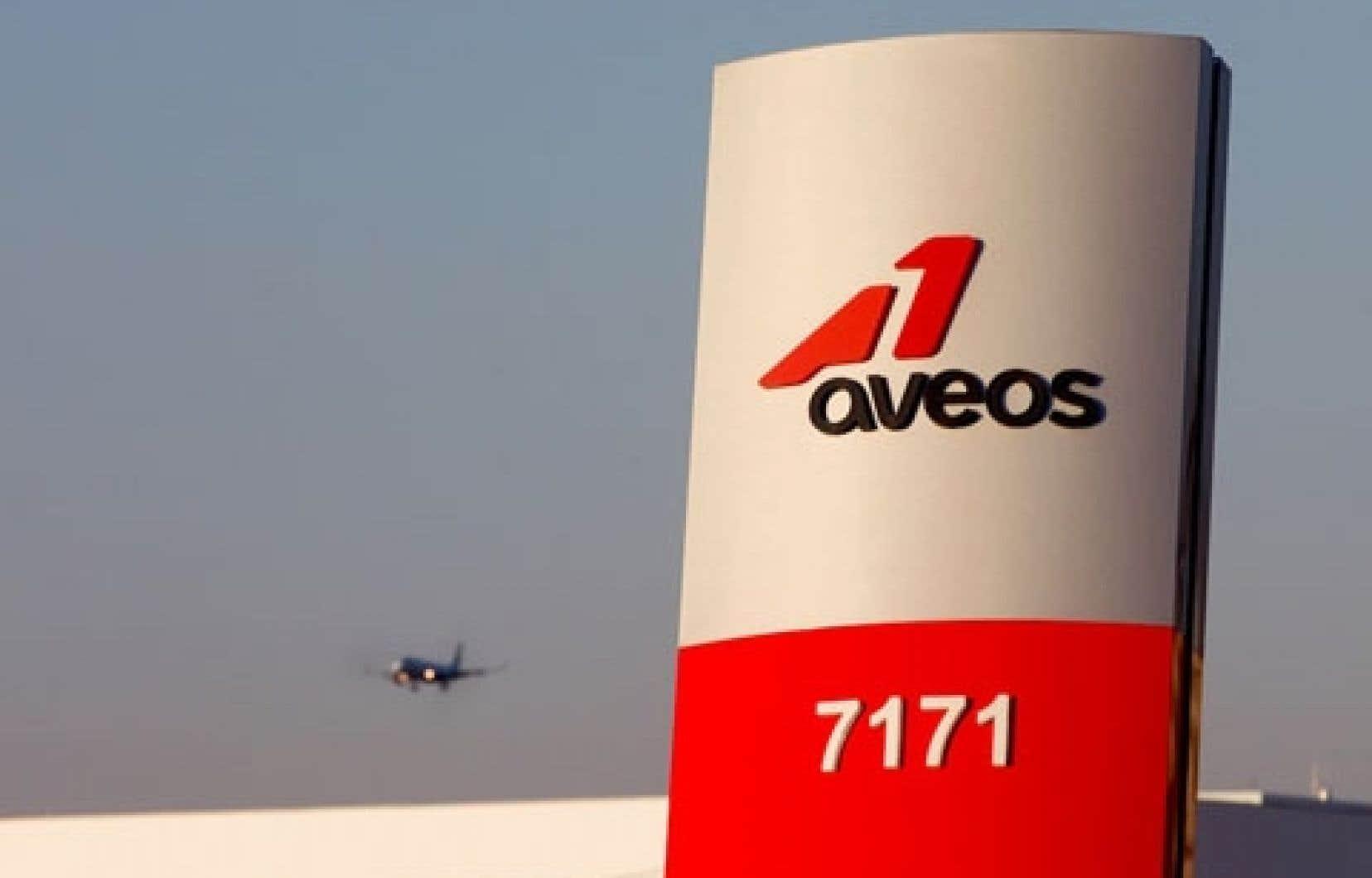 Aveos comptait 2600 employés, dont 1800 à Montréal.
