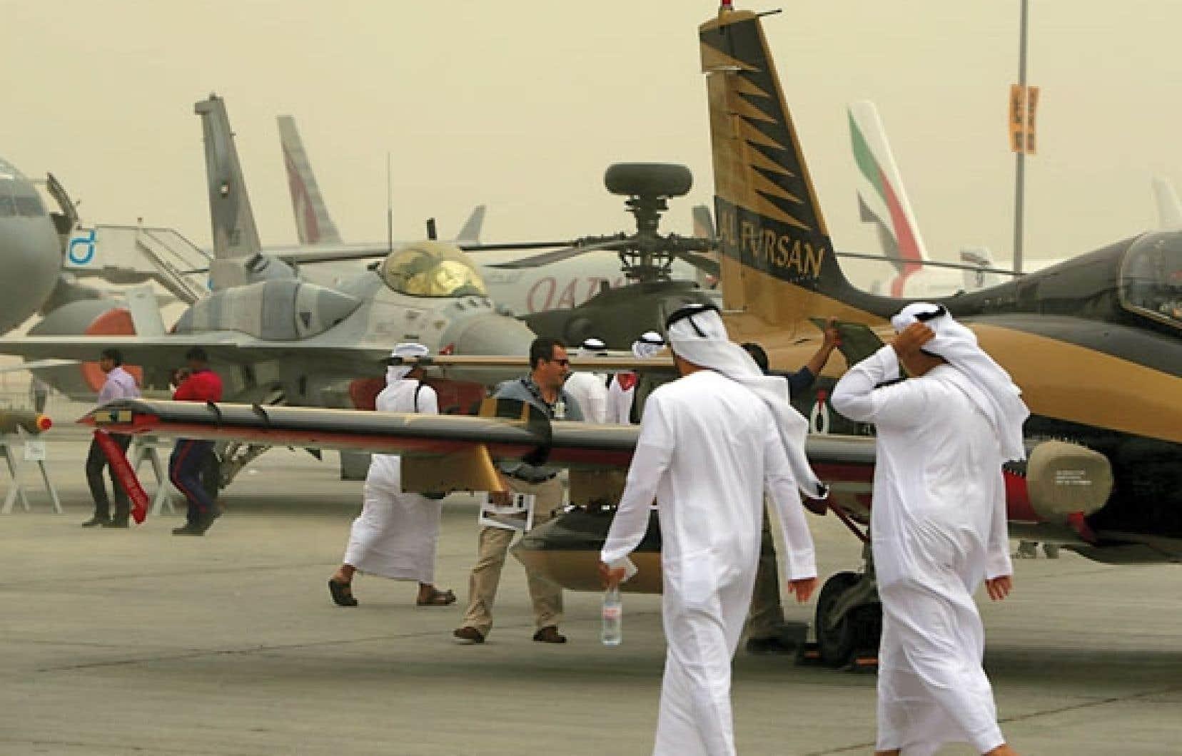 Au cours des 20 prochaines années, le trafic aérien au Moyen-Orient devrait croître de 7,1% en moyenne, contre 4,7% à l'échelle planétaire.