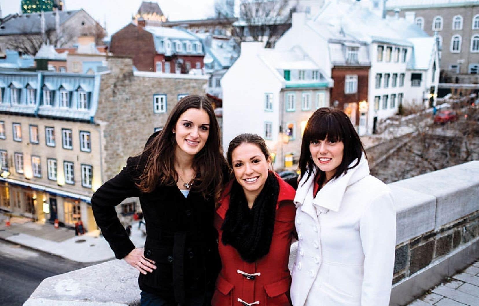 Marie-Pier Casgrain-Michaud, Valérie Vachon et Sarah Richard sont au nombre des 14 finalistes.