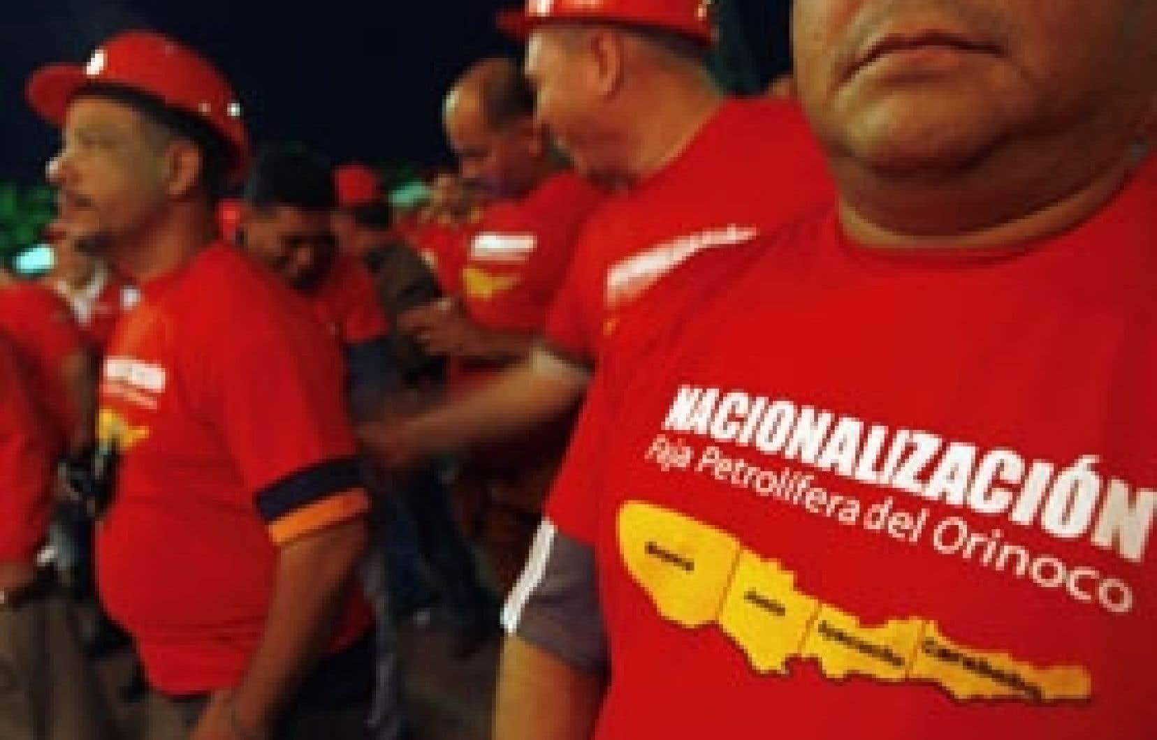 Des ouvriers appuyés par des militaires ont pris à l'aube le contrôle opérationnel du complexe de José, à 250 km à l'est de Caracas, «des installations qui nous avaient été usurpées par les capitaux étrangers», a affirmé le ministre de