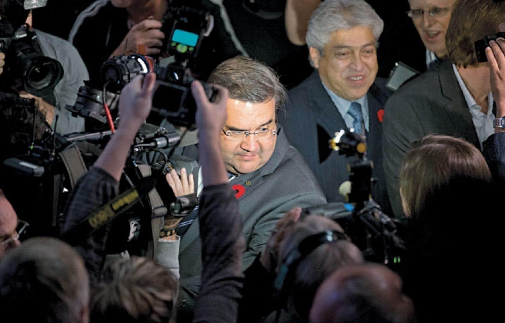 Avec 31% des voix, Denis Coderre n'a réussi qu'un seul exploit, celui de recueillir moins de votes que Gérald Tremblay, lequel, en 2009, récoltait 38% des votes.
