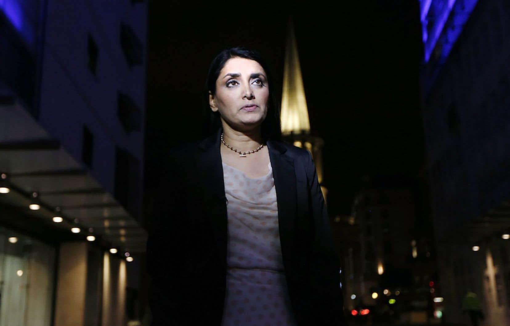 La fondatrice de l'association Freedom Charity, Aneeta Prem. Une des victimes, l'Irlandaise de 57 ans, a pris son courage à deux mains pour appeler en cachette l'association.