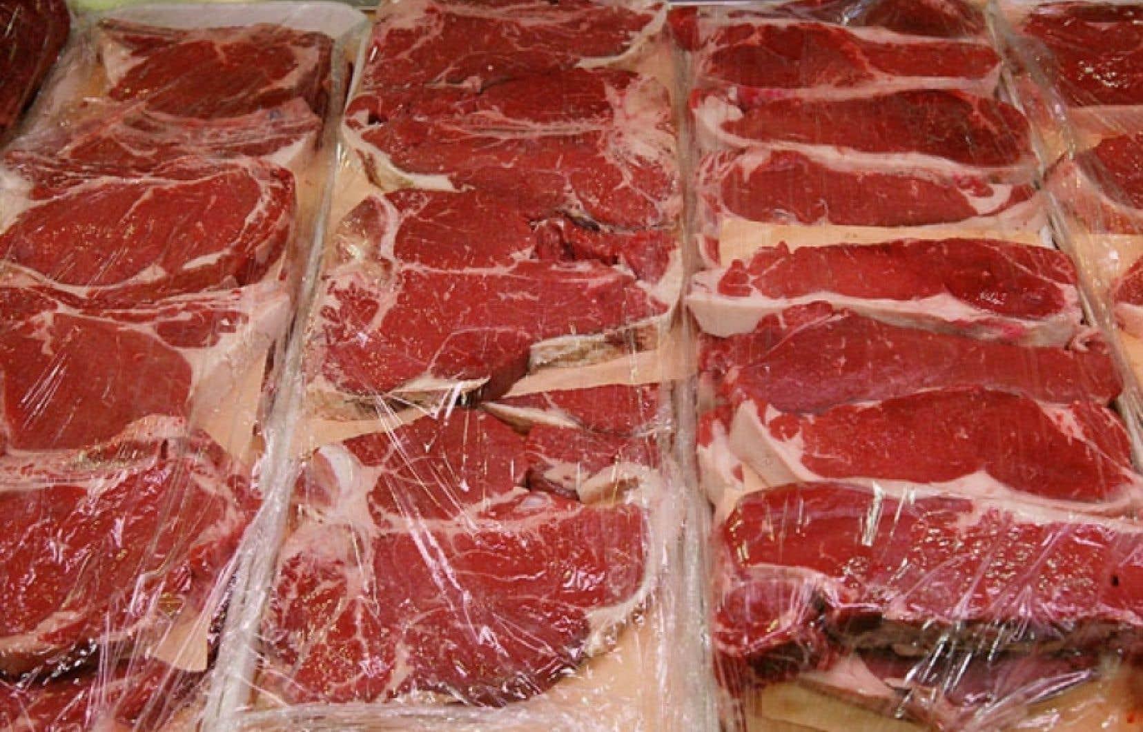 Le vérificateur a évalué comment les denrées alimentaires contaminées sont retirées des tablettes des magasins par l'Agence canadienne d'inspection des aliments.