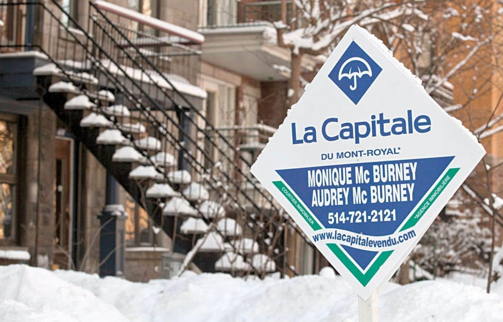 Ottawa a resserré ses règles hypothécaires au cours des années mais, juge le FMI, il faudrait que le gouvernement fasse un pas de plus afin de moins s'exposer au risque du système financier.