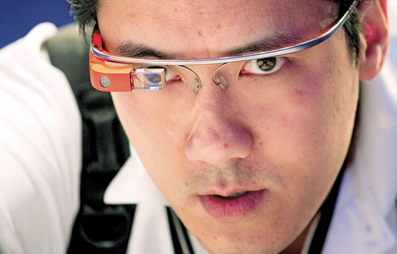 L'arrivée annoncée des Google Glasses, ces lunettes hyperconnectées, éveille un vent d'inquiétude dans les univers numériques.