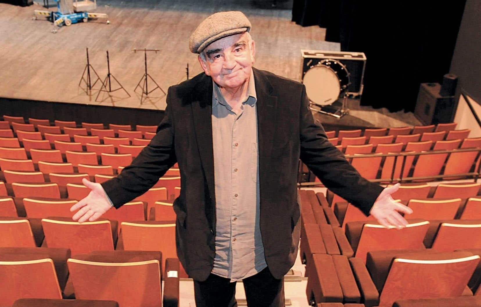 Jean-Louis Foulquier en 2009