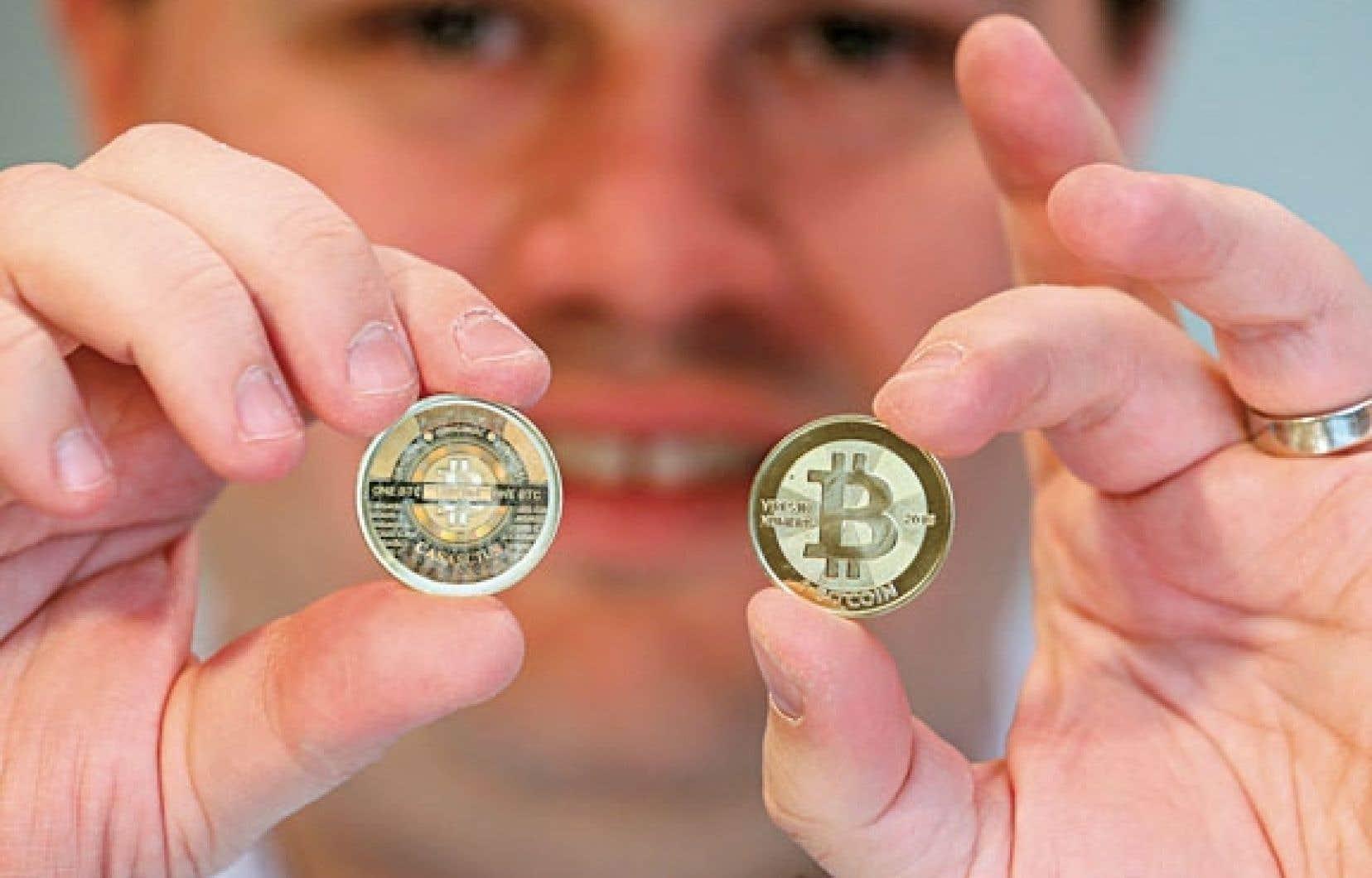 Le bitcoin peut être utilisé pour des achats, sans risque de manipulation par les banques centrales et sans frais bancaires.
