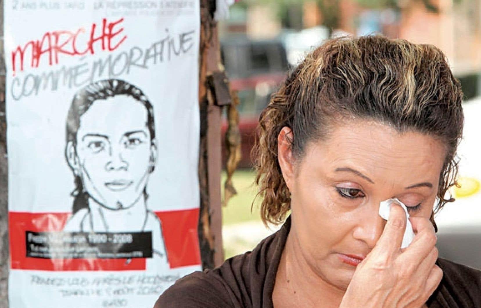 Les circonstances du décès de Fredy Villanueva ont provoqué beaucoup d'émoi.