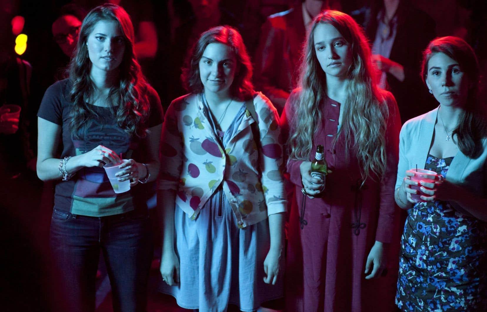 Après une première diffusion à Super Écran, la comédie dramatique américaine Girls fait son entrée à Artv le mardi à 22h.