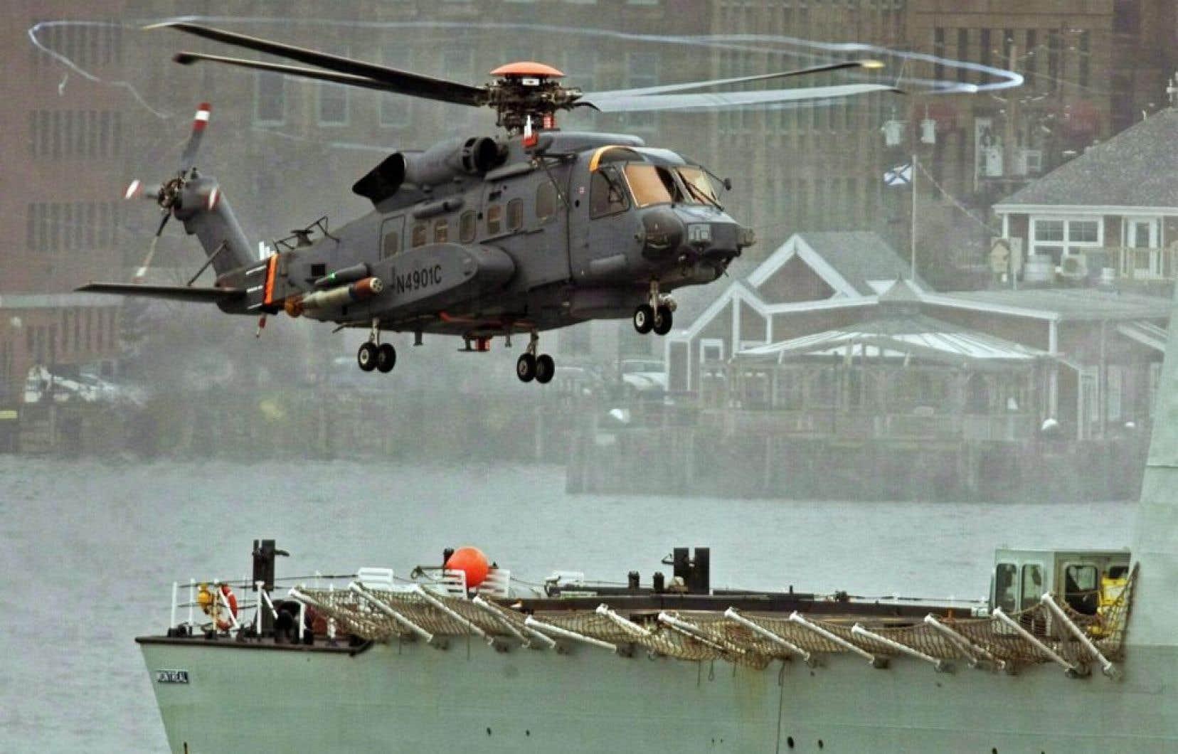 Un communiqué publié vendredi en fin d'après-midi affirme qu'un programme d'amélioration des capacités sera mis en place de manière à obtenir des hélicoptères CH-148 Cyclone pleinement opérationnels en 2018.