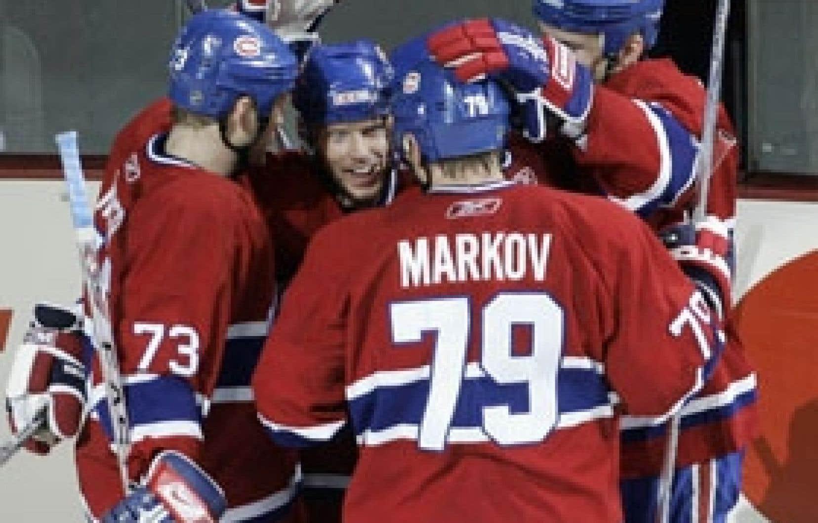 Andreï Markov sera un joueur convoité par les autres formations de la Ligue nationale.