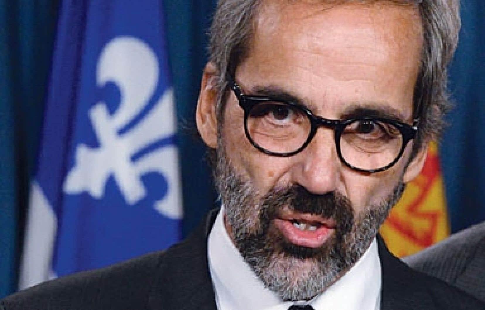Le successeur de Daniel Paillé sera connu lors du congrès du parti, qui aura lieu du 23 au 25mai.
