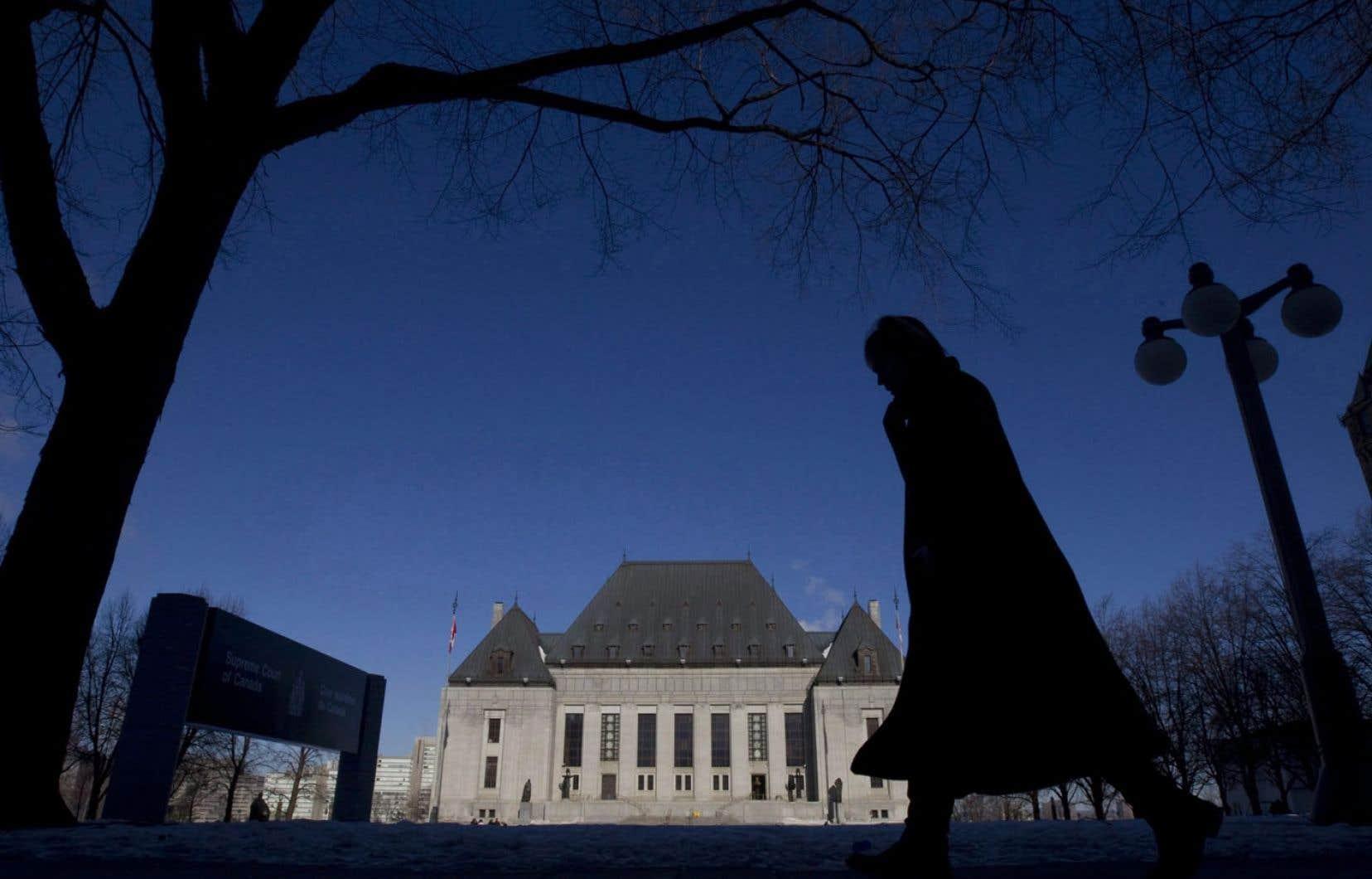 La Cour suprême n'a pas fourni d'explication à son autorisation d'entendre l'appel du Mouvement laïque québécois.