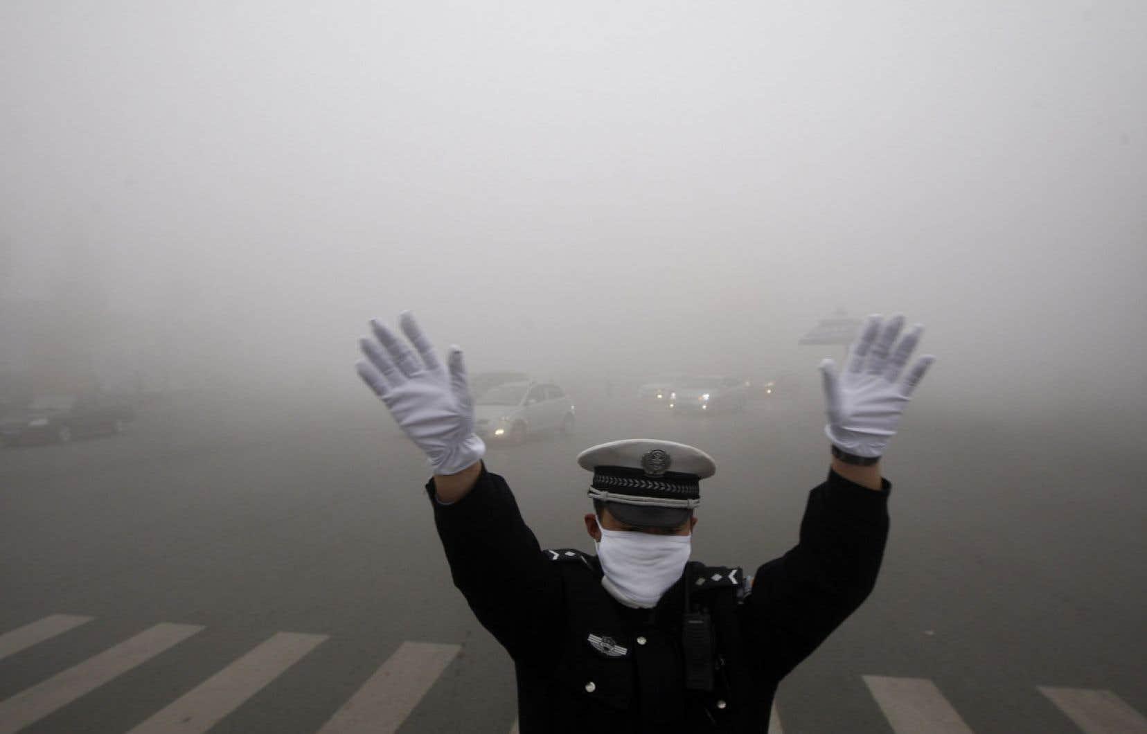 La consommation du charbon se concentre en bonne partie dans la production d'énergie en Chine, où sont fabriqués de plus en plus de produits consommés en Occident.