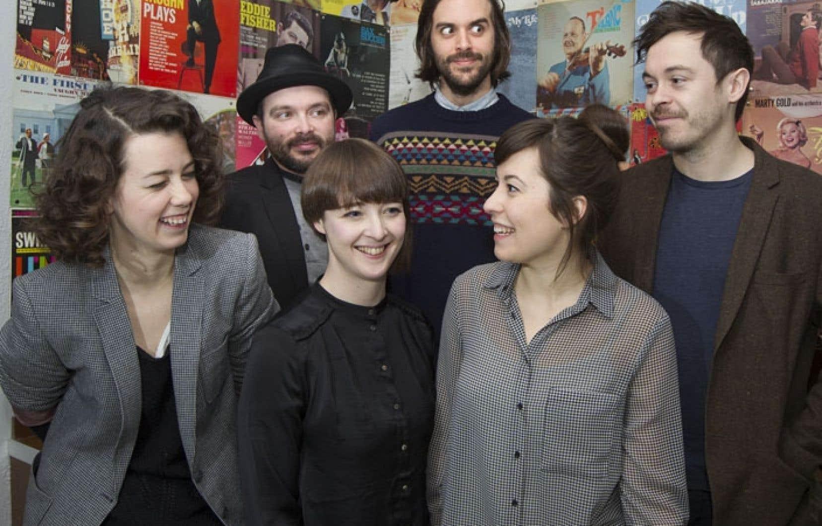 Les musiciens du groupe Monogrenade ne vivent pas encore de leur musique, mais n'en sont pas frustrés pour autant. «Si tu le fais pour l'argent, fais pas du indie francophone!»