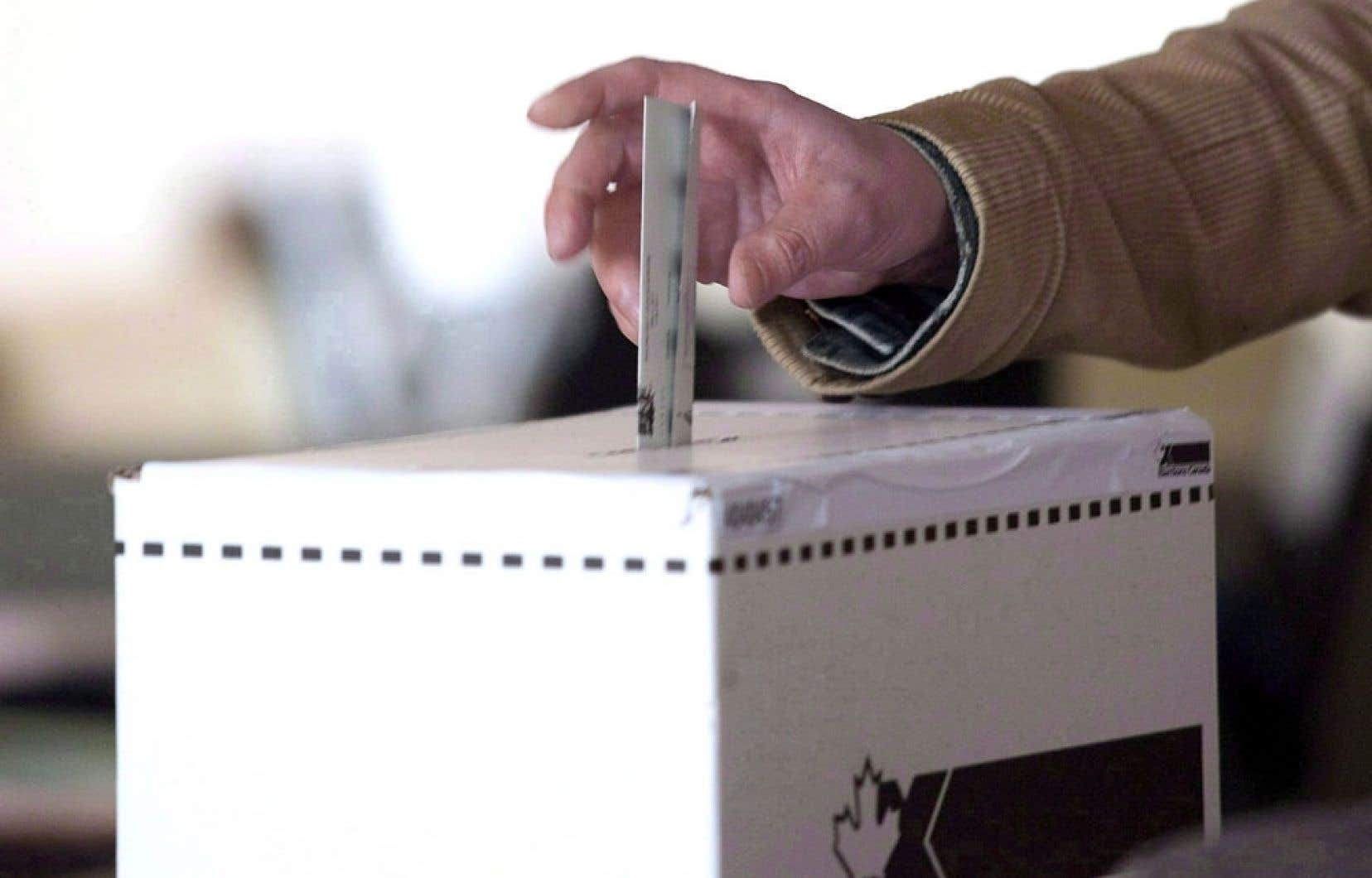 Le projet de loi C-23 viendra chambouler le financement électoral.