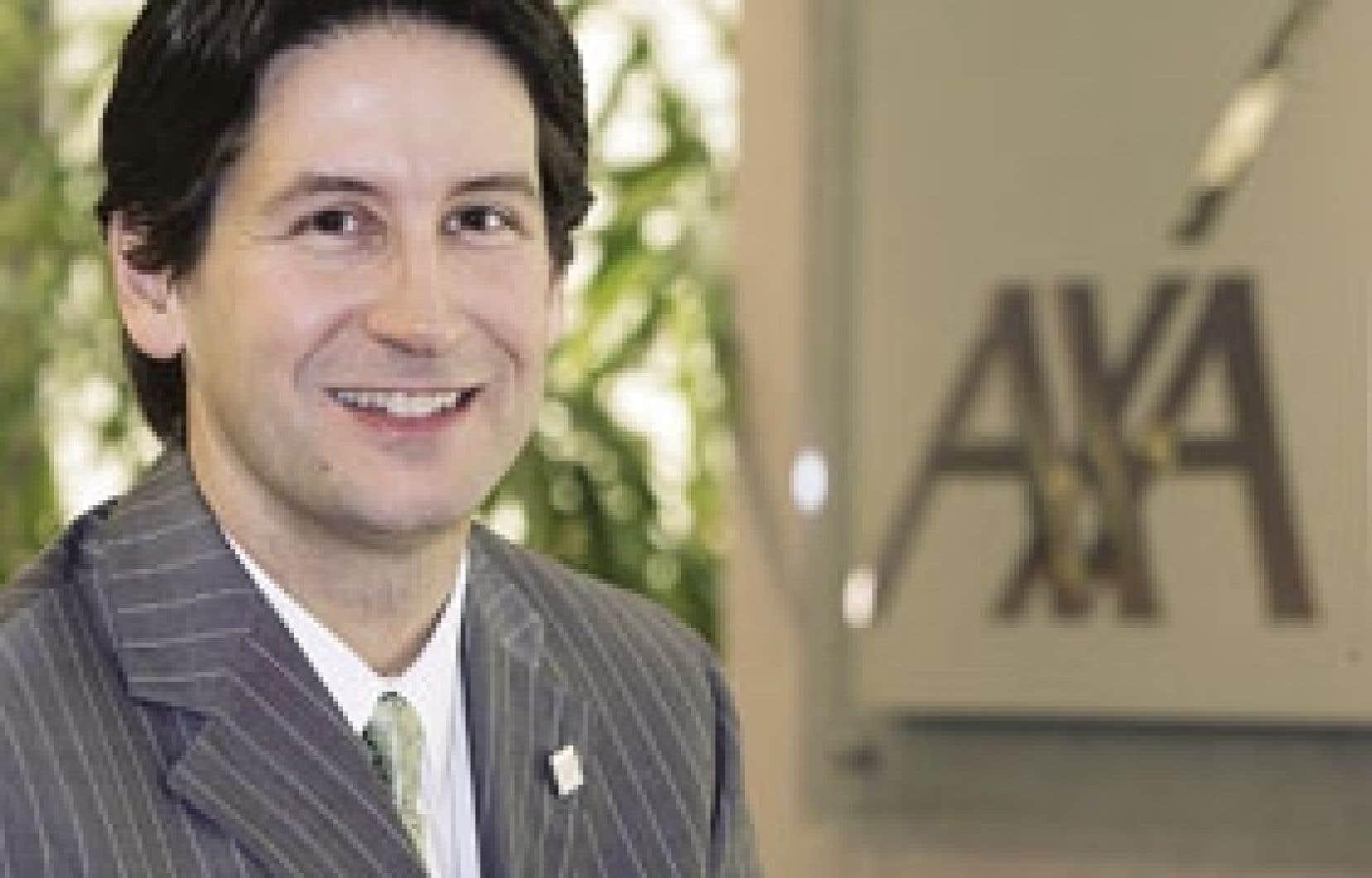 Jean-François Blais, président et chef de la direction d'AXA Canada, vient de recevoir le titre de «grand gestionnaire 2007», selon le programme «Les nouveaux performants», qui récompense les membres de l'élite du management québécois.