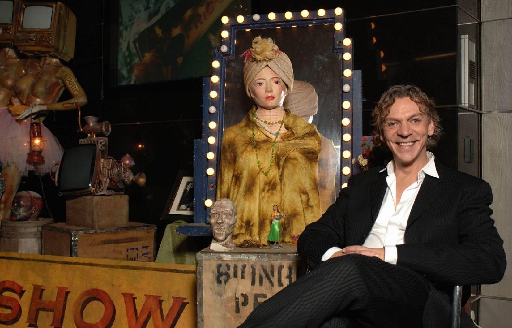 Le fric show, malgré ses intentions comiques, traitait chaque thème avec rigueur, dit Marc Labrèche.