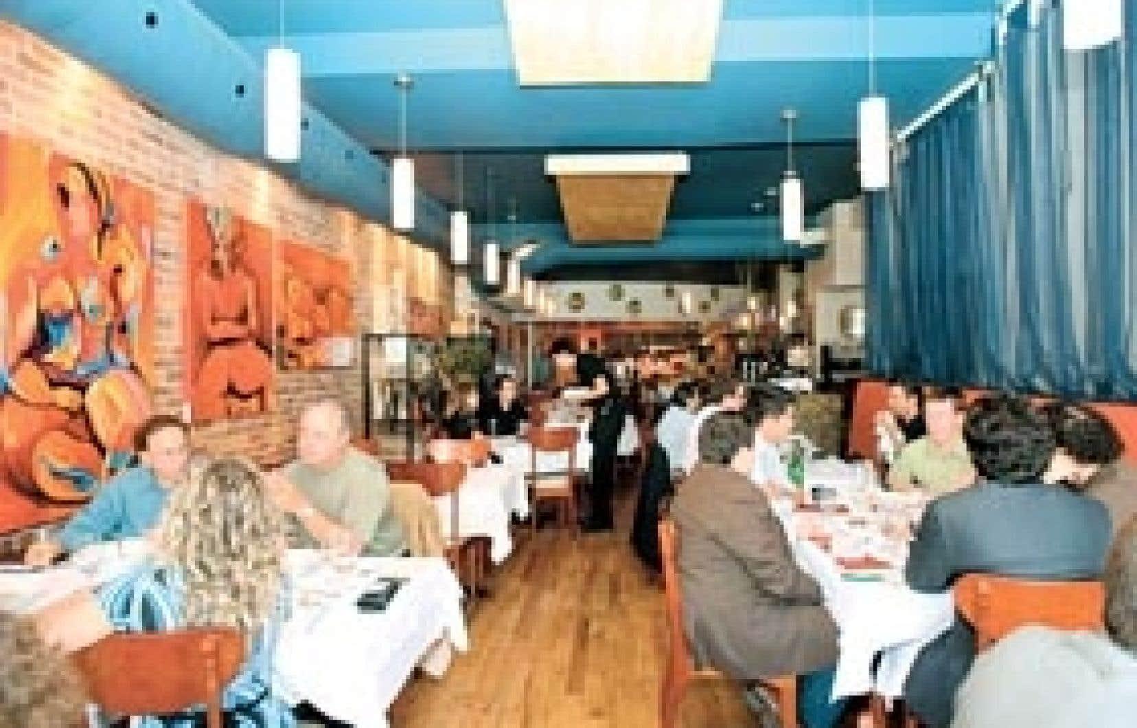 On peut qualifier le Portus Calle de l'un des grands restaurants portugais du Canada.