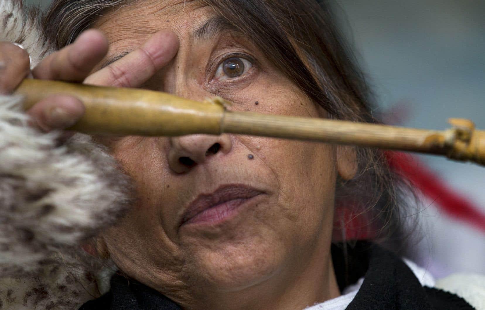 Plusieurs centaines de femmes autochtones auraient été tuées ou portées disparues depuis les années 1960 au Canada.