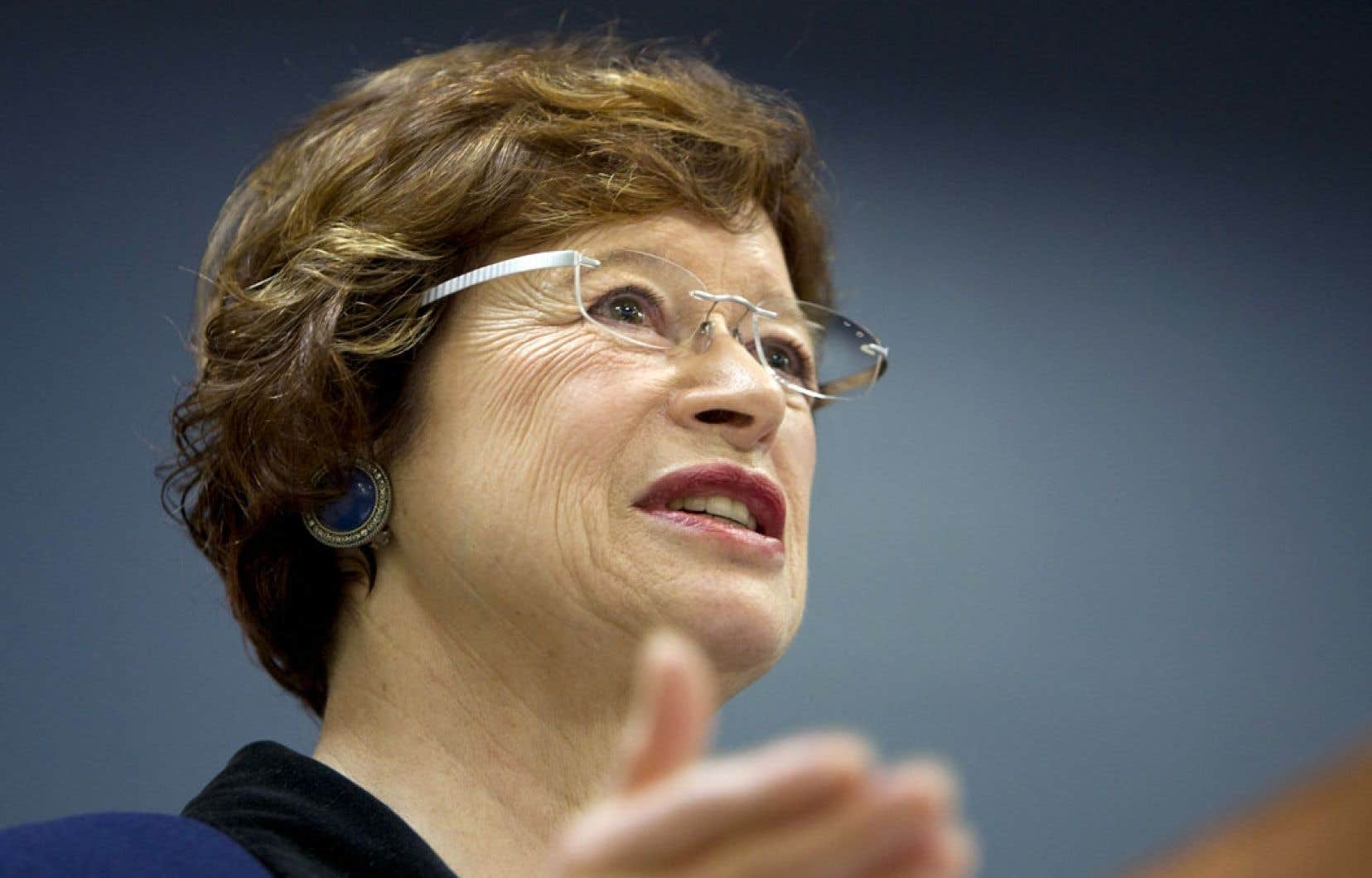 La ministre de l'Éducation, Marie Malavoy, a confirmé la mise sur pied d'un projet-pilote dès l'automne 2014.