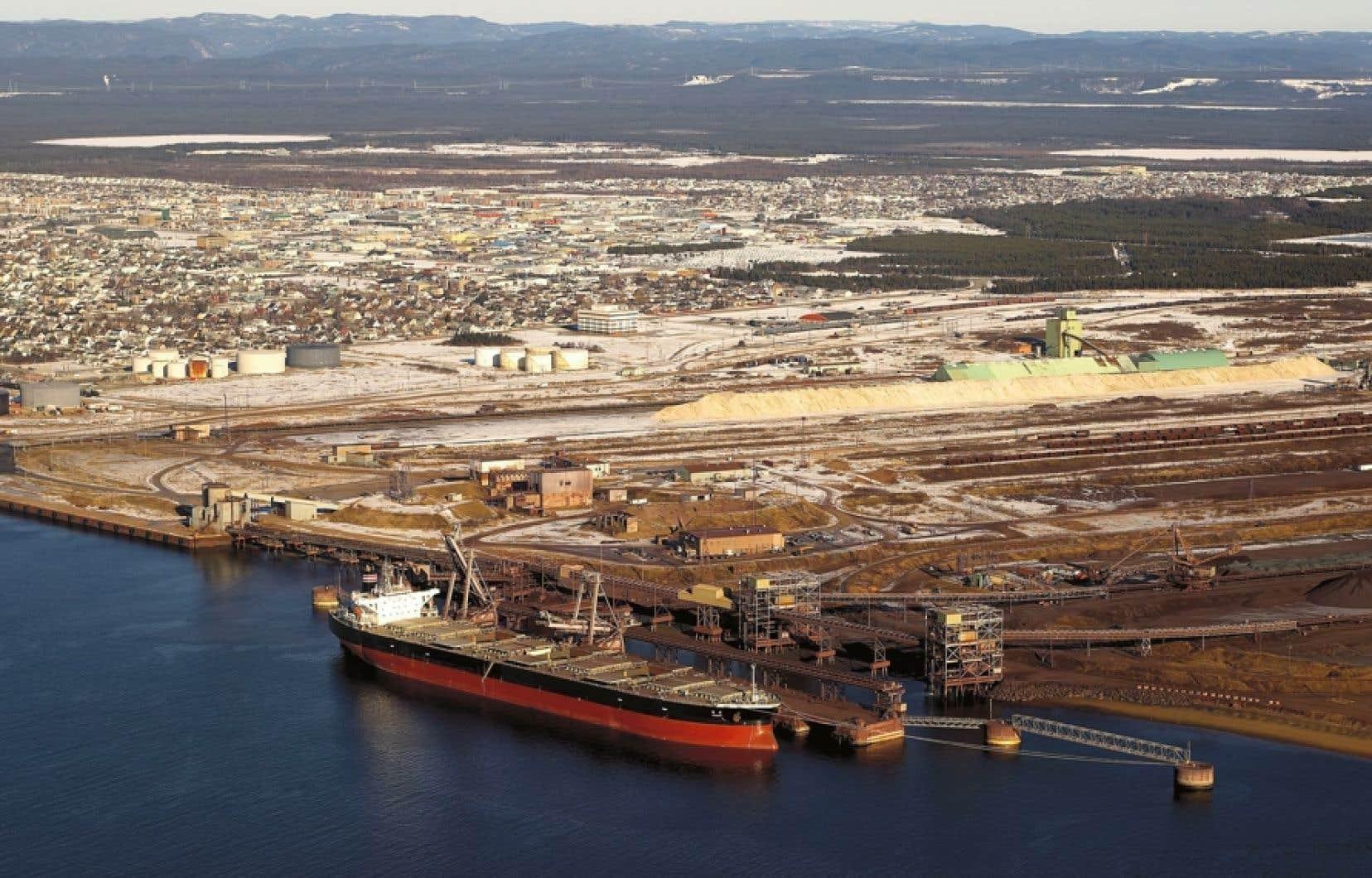 Les commissaires prennent acte de la controverse suscitée à Sept-Îles par rapport à ce projet, qui devait se développer dans les limites de la ville.