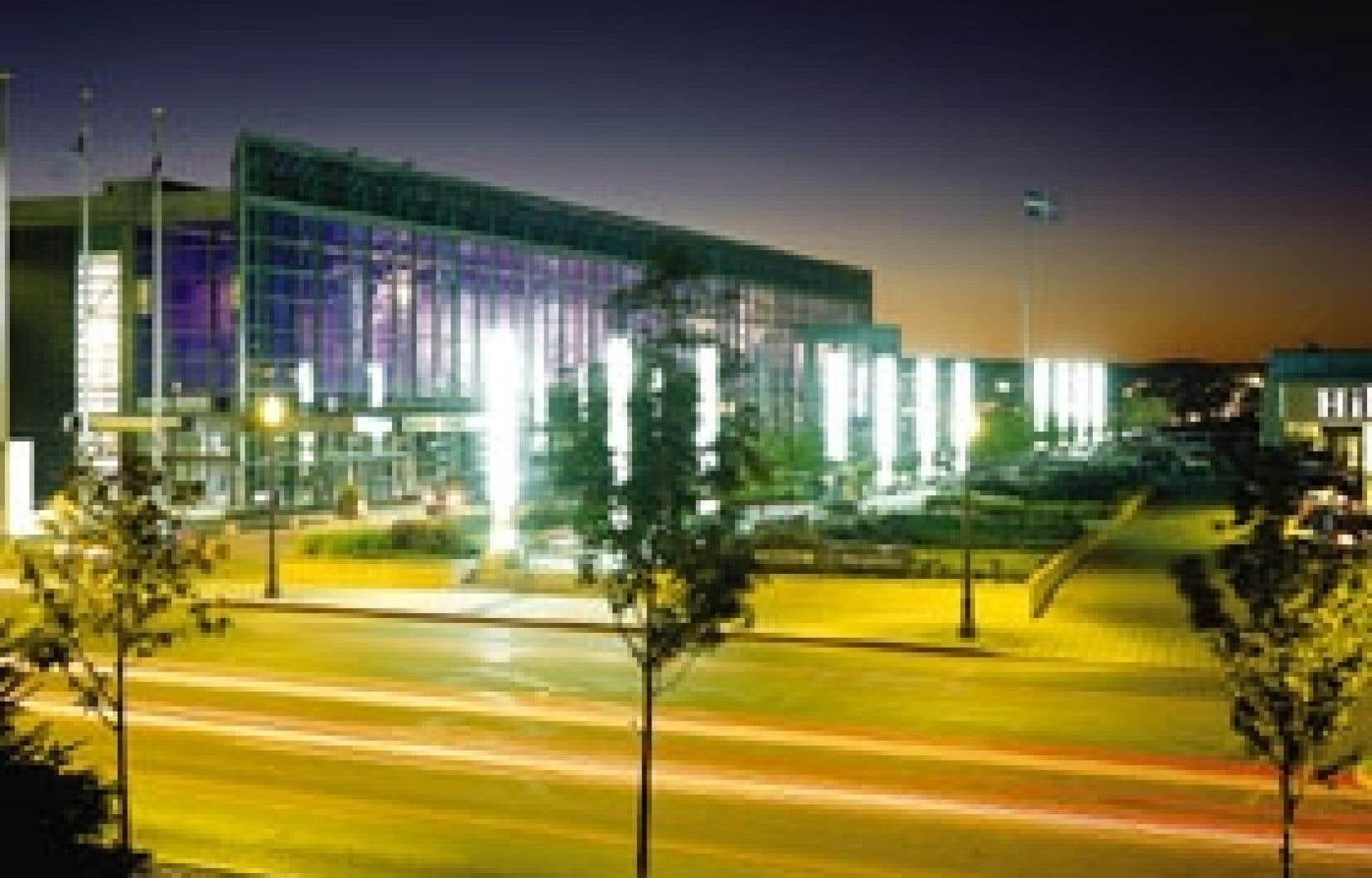 Le Centre des congrès de Québec