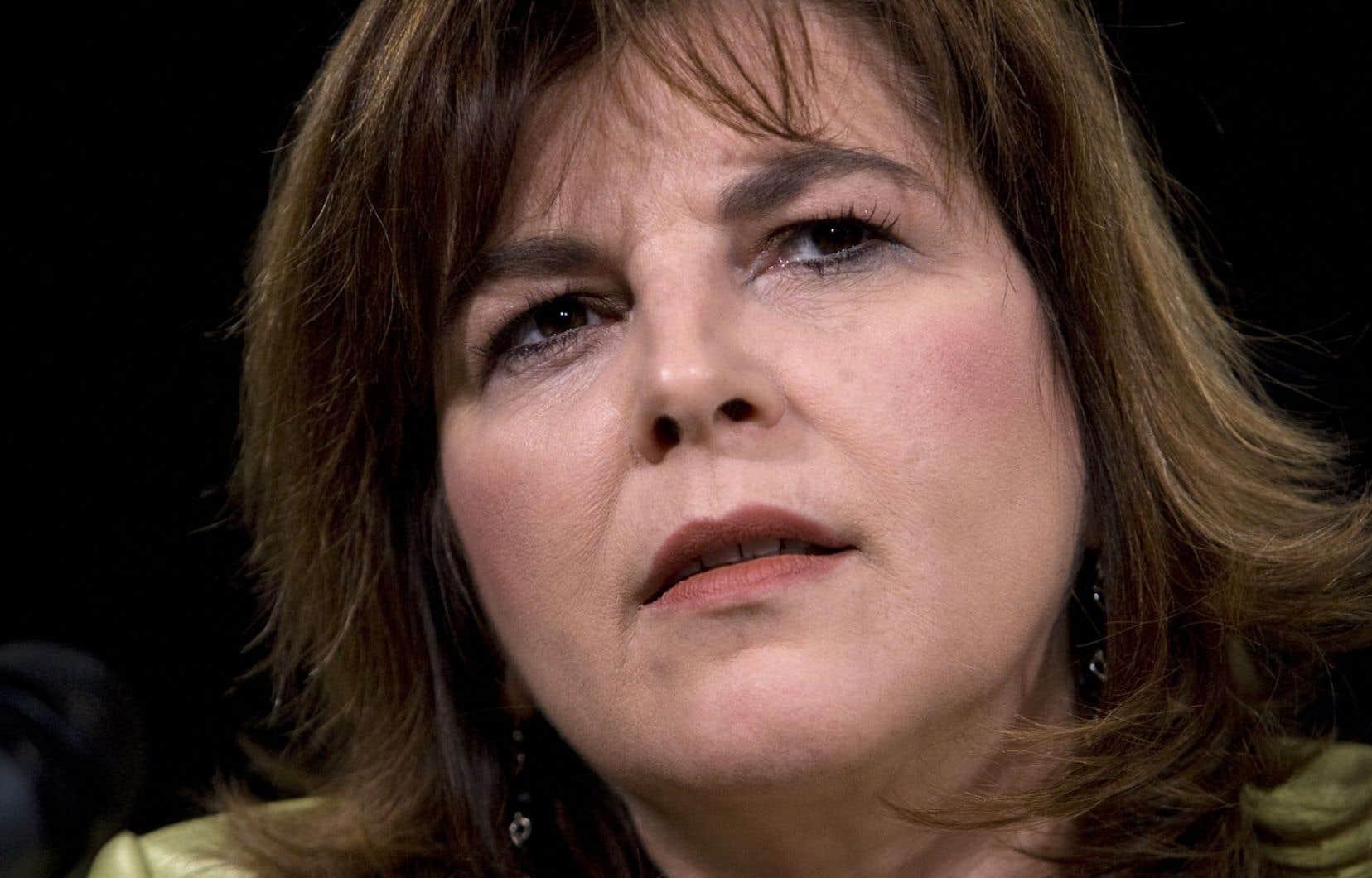 Diane Lemieux ne comprend pas pourquoi les délégués syndicaux mis en cause à la commission Charbonneau sont toujours en poste à la FTQ-Construction.