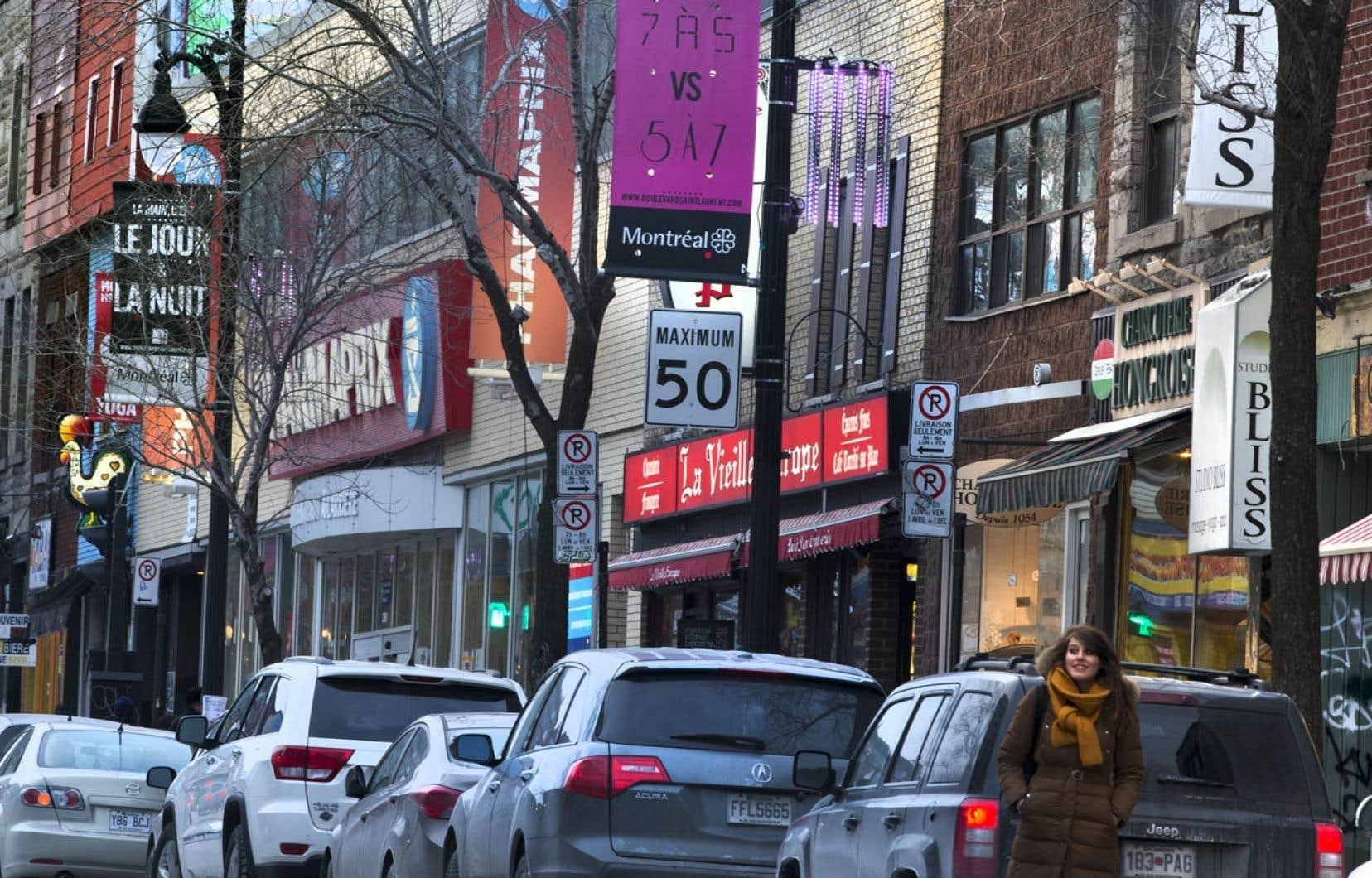 Le boulevard Saint-Laurent, à Montréal, doit revenir à ses sources pour retrouver sa vigueur commerciale d'antan.