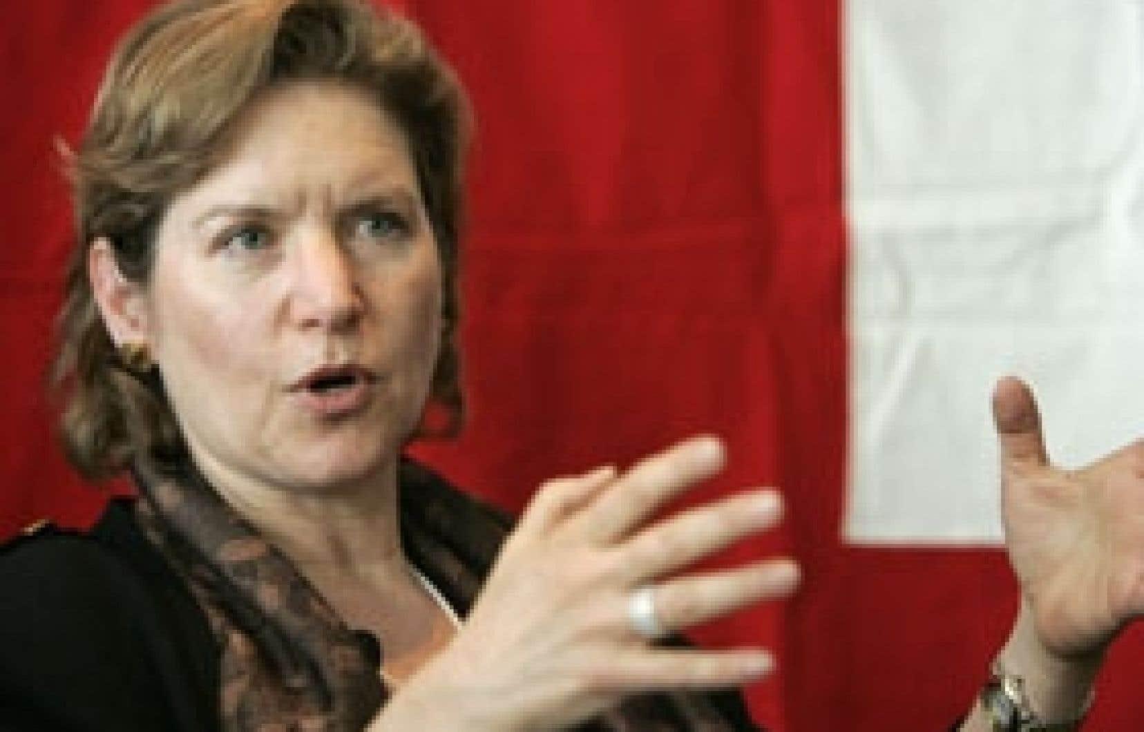 «Notre décision de porter ce dossier devant l'OMC survient après l'échec de nos efforts de dialogue», a indiqué la représentante américaine pour le Commerce, Susan Schwab.