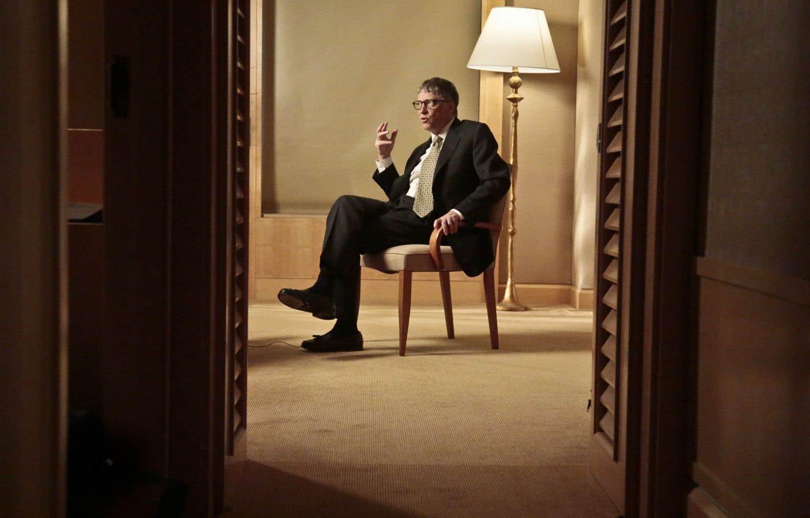 Bill Gates, le fondateur de Microsoft, a retrouvé la position de tête du classement des plus grandes fortunes dans le monde que publie annuellement le magazine Forbes.