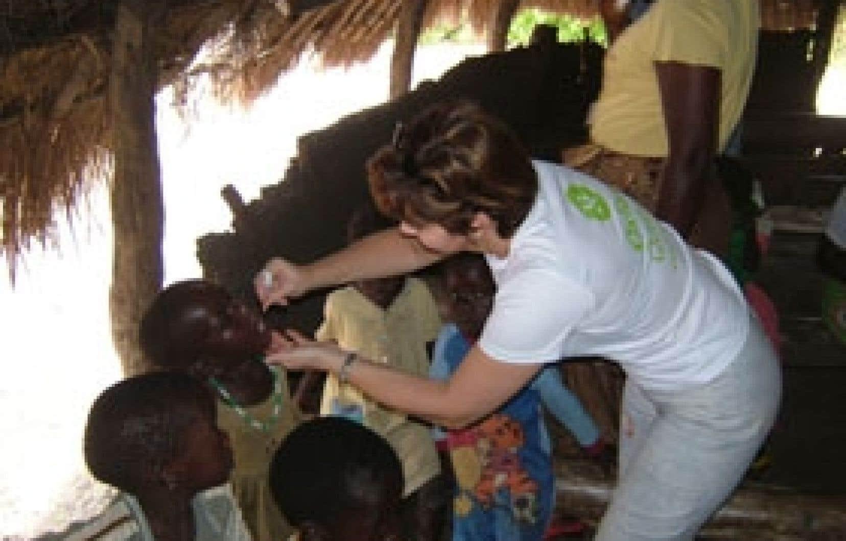 Bon an mal an, plus de 100 volontaires internationaux oeuvrent pour Oxfam dans plus de 20 pays, dont une majorité en Afrique.
