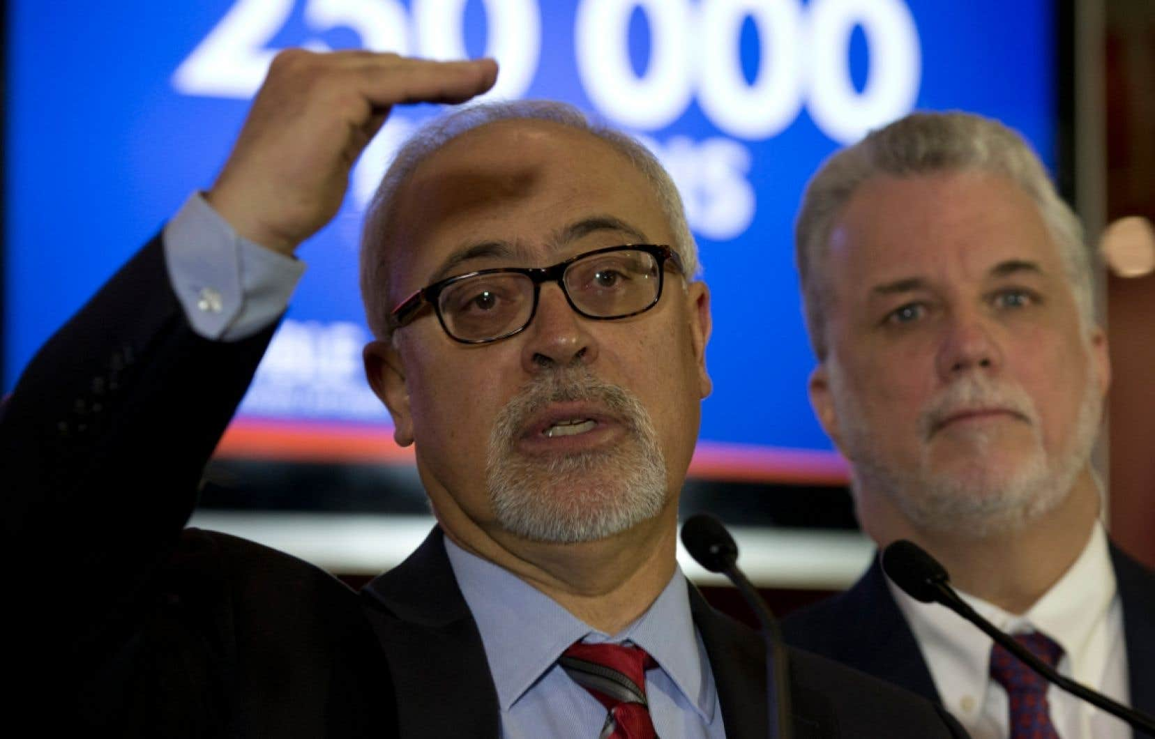 Carlos Leitao, économiste en chef de la Banque Laurentienne, sera candidat dans Robert-Baldwin pour le Parti libéral du Québec.