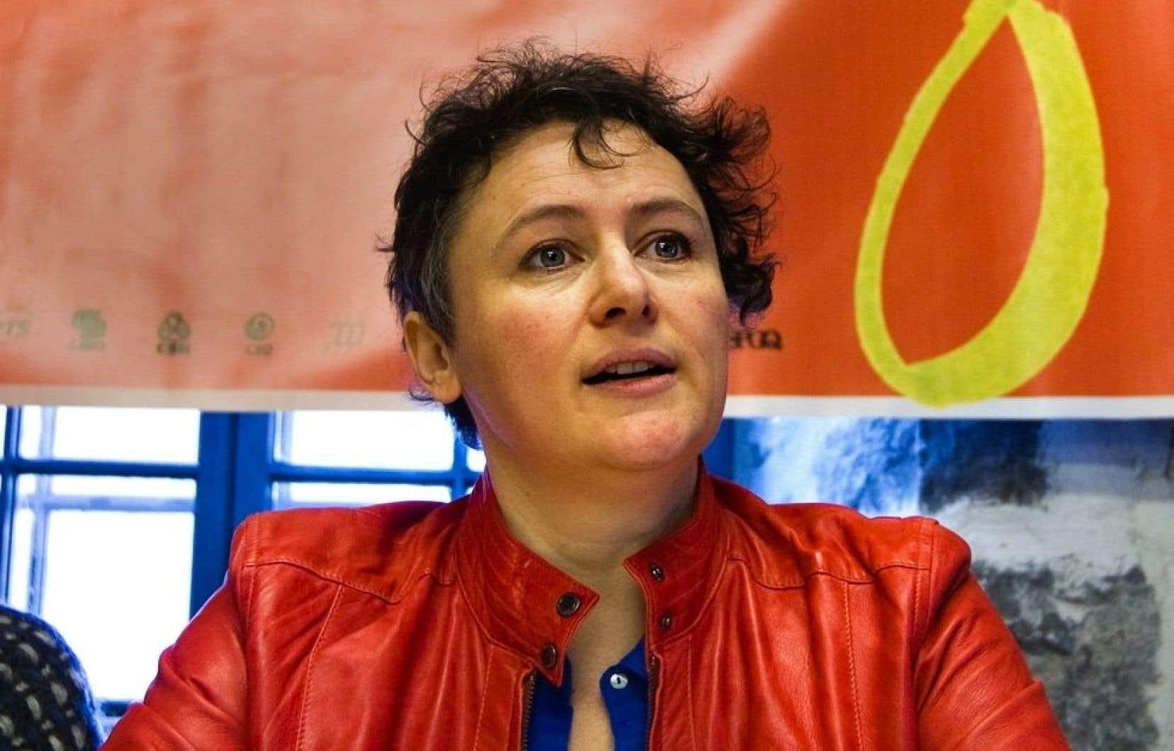 Selon la présidente de la Fédération des femmes du Québec, Alexa Conradi, l'égalité n'est pas une réalité pour toutes les femmes dans la province, malgré les avancées réalisées au cours des 40 dernières années.