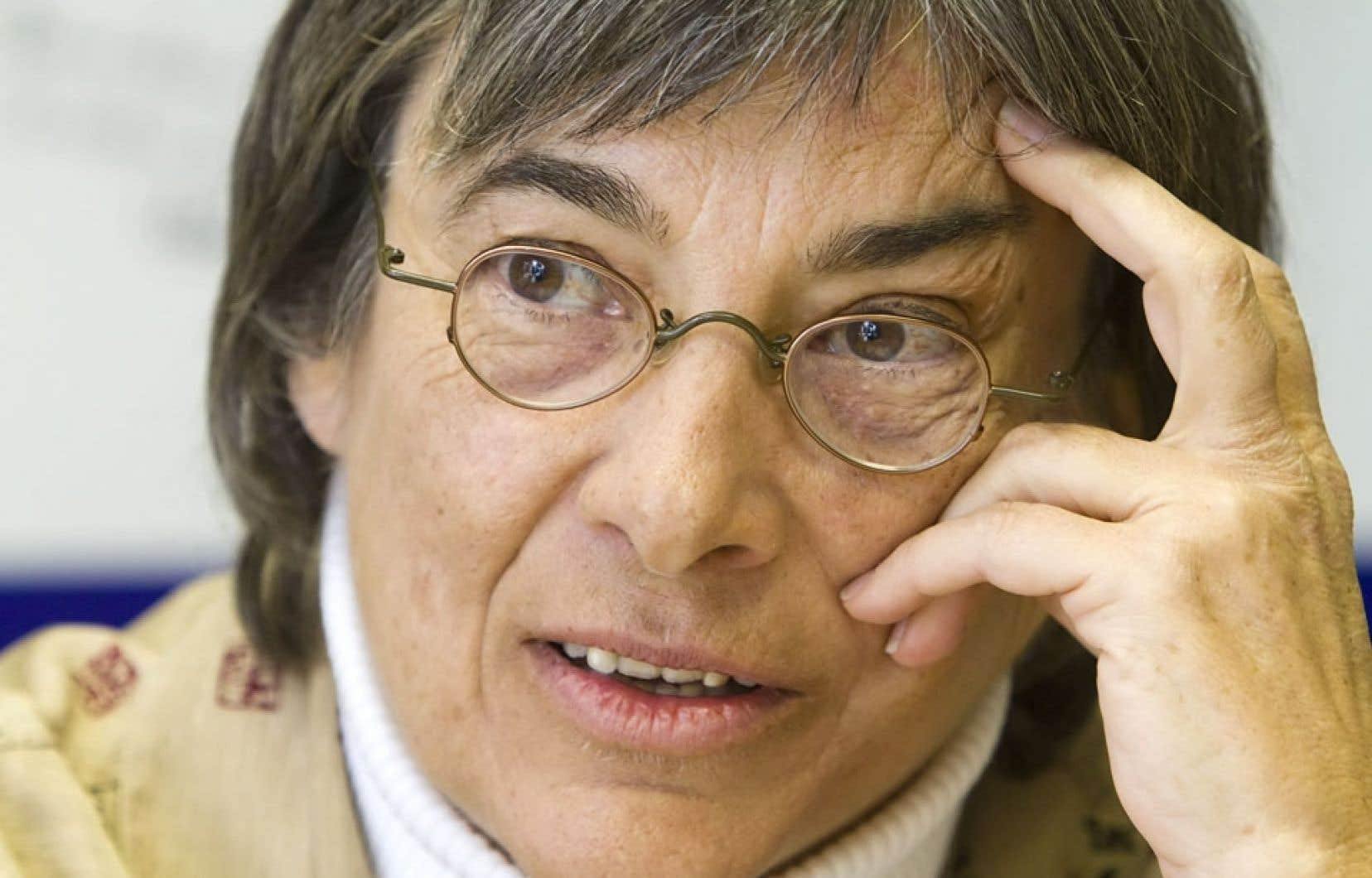 Dominique Payette se présente dans la circonscription de Charlesbourg.
